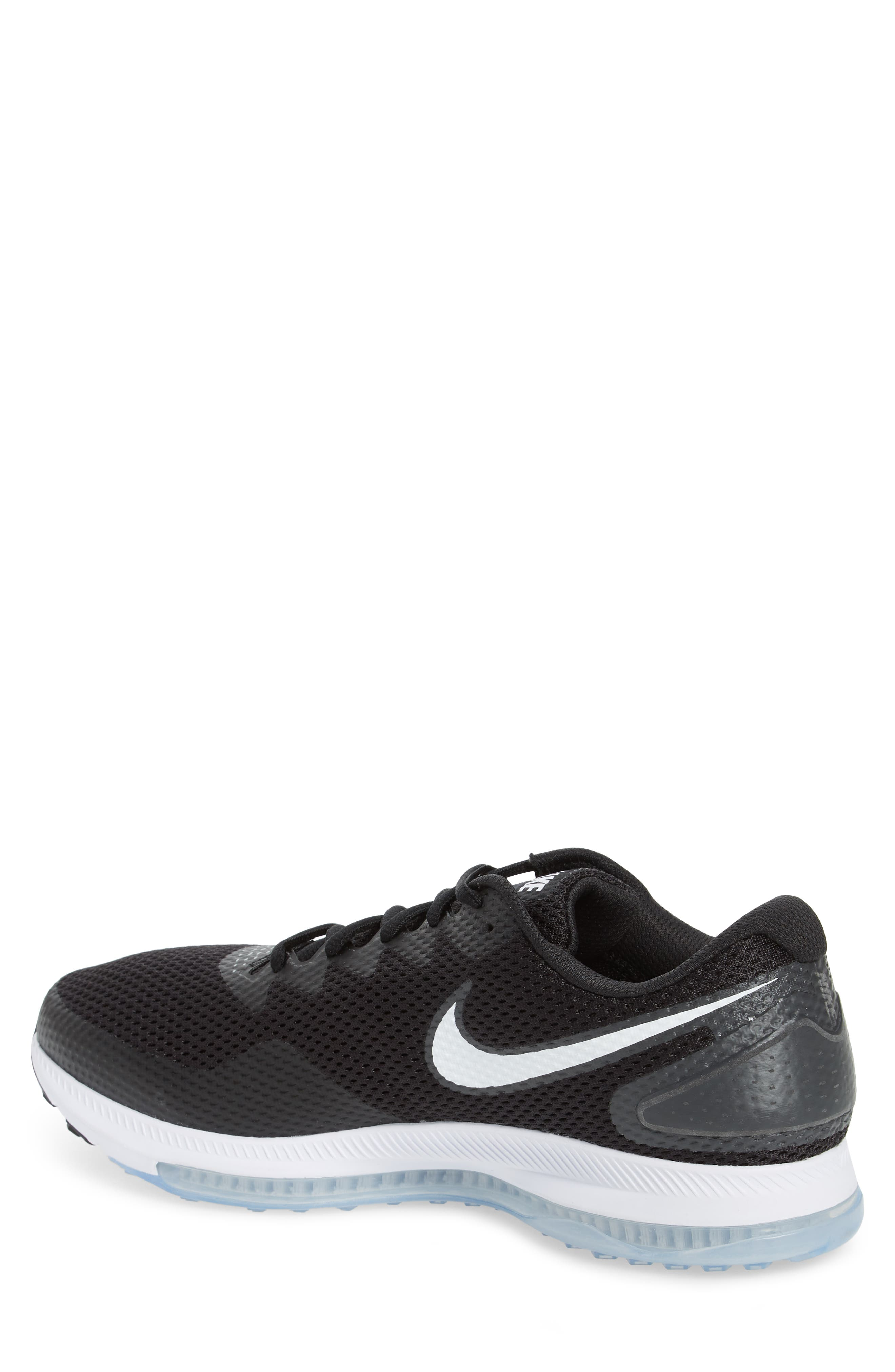 Zoom All Out Low 2 Running Shoe,                             Alternate thumbnail 2, color,                             Black/ White/ Anthracite