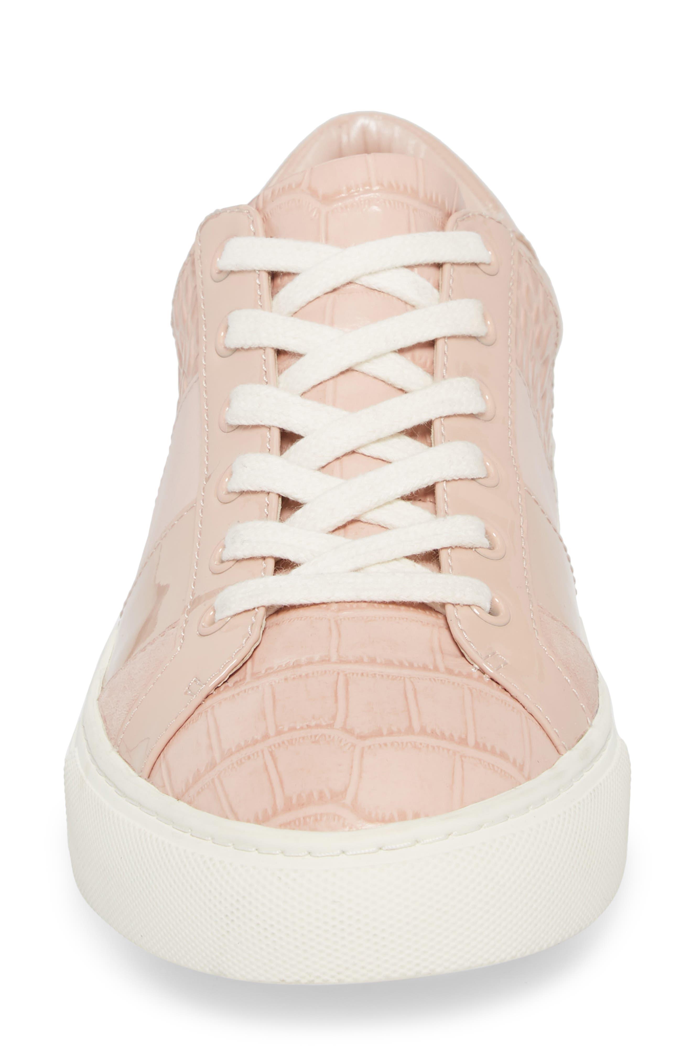 Ames Sneaker,                             Alternate thumbnail 4, color,                             Sea Shell Pink/ Sea Shell Pink