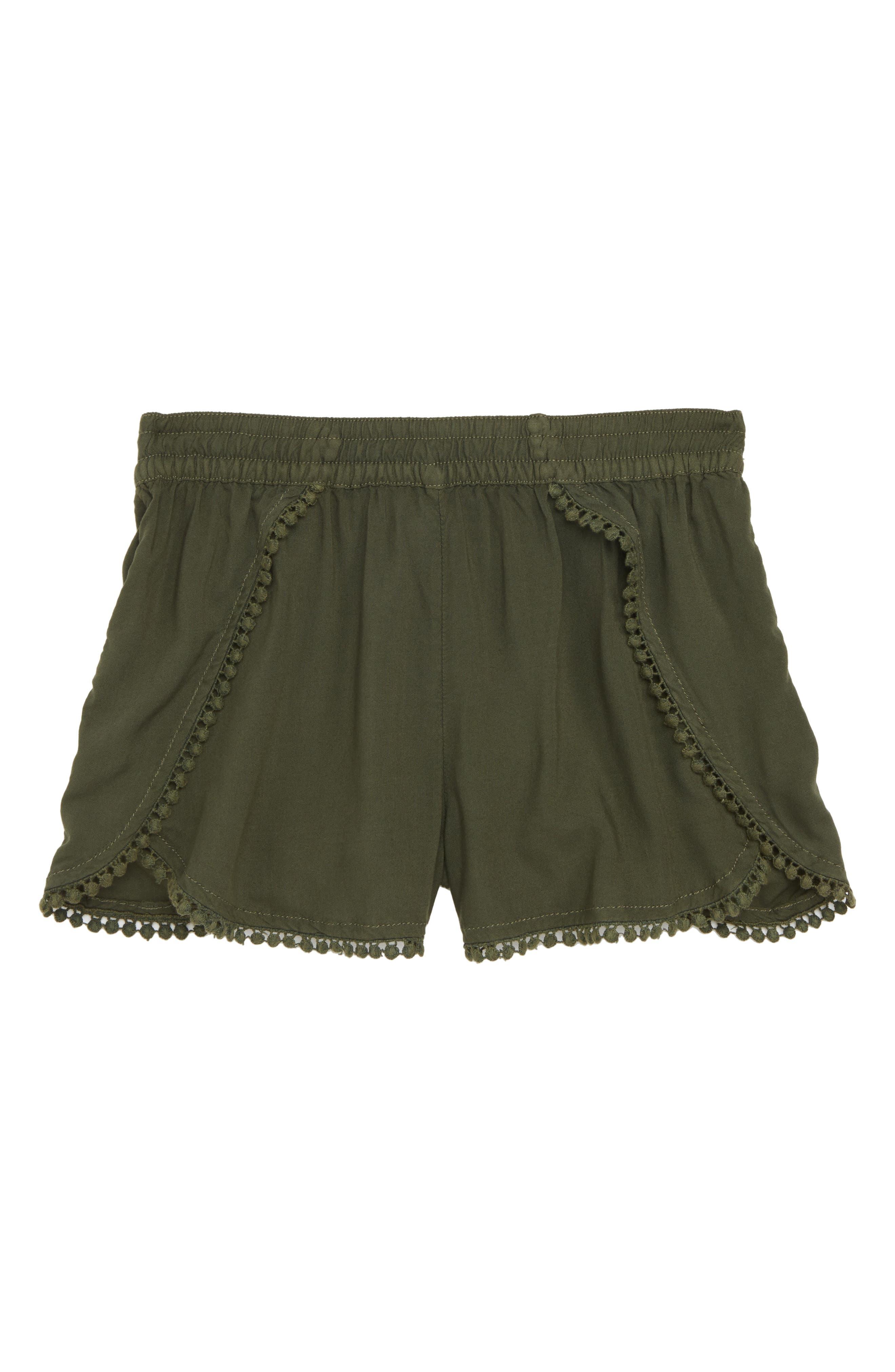 Alternate Image 1 Selected - Tucker + Tate Petal Shorts (Big Girls)