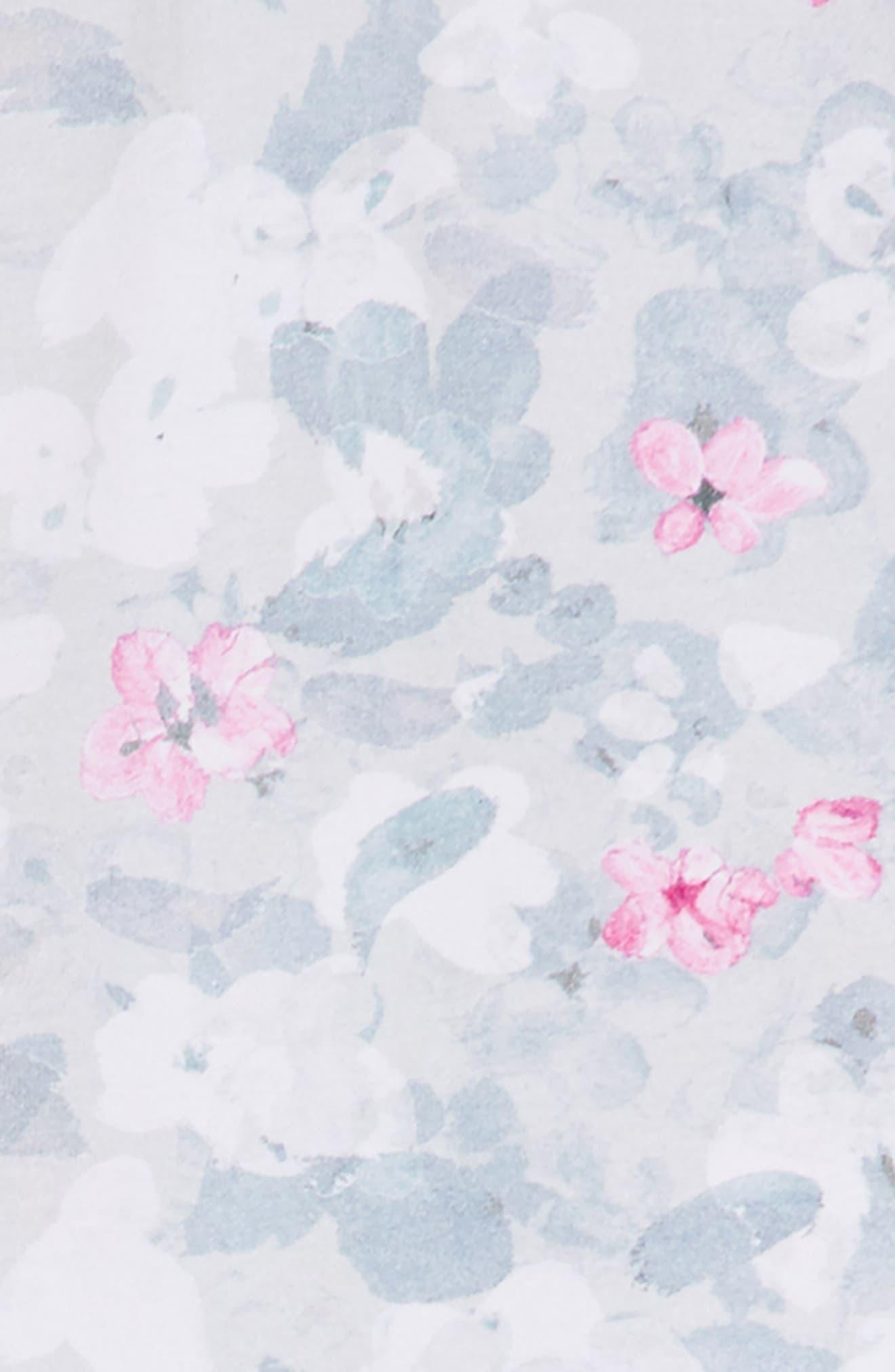 Julia Dress,                             Alternate thumbnail 2, color,                             Hidden Floral