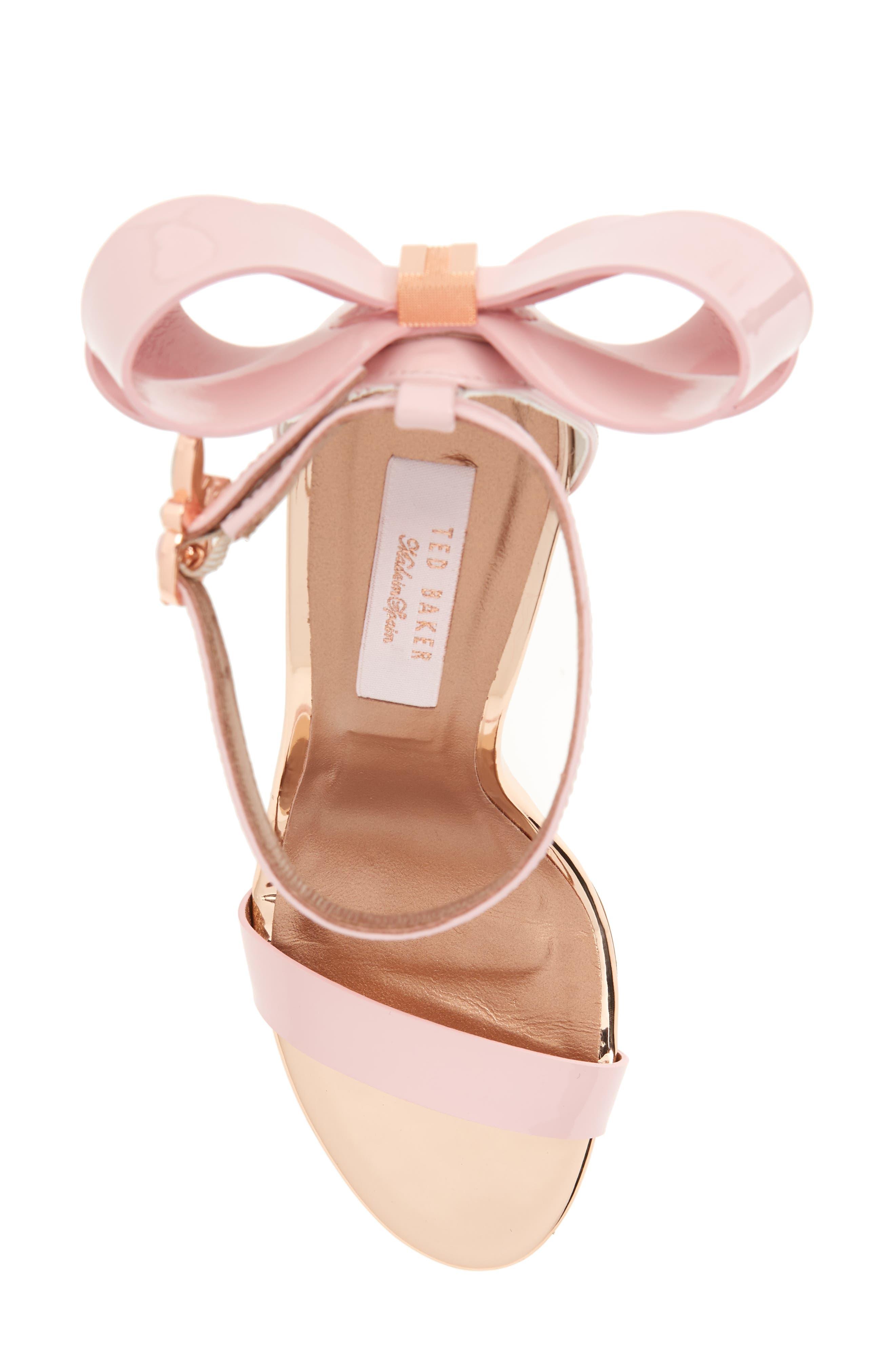 Sandalo Sandal,                             Alternate thumbnail 5, color,                             Light Pink Leather