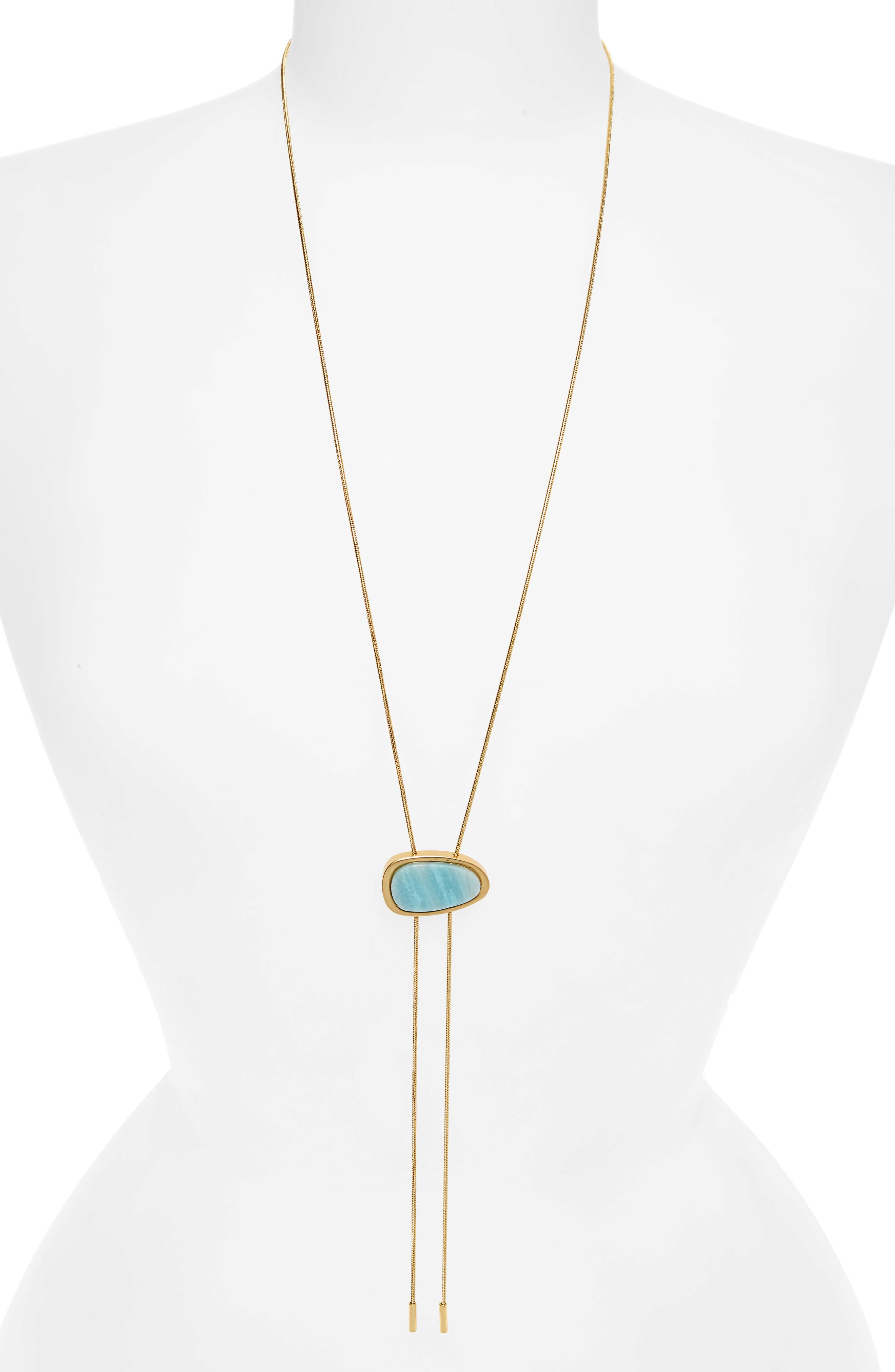 Madewell Bolo Necklace