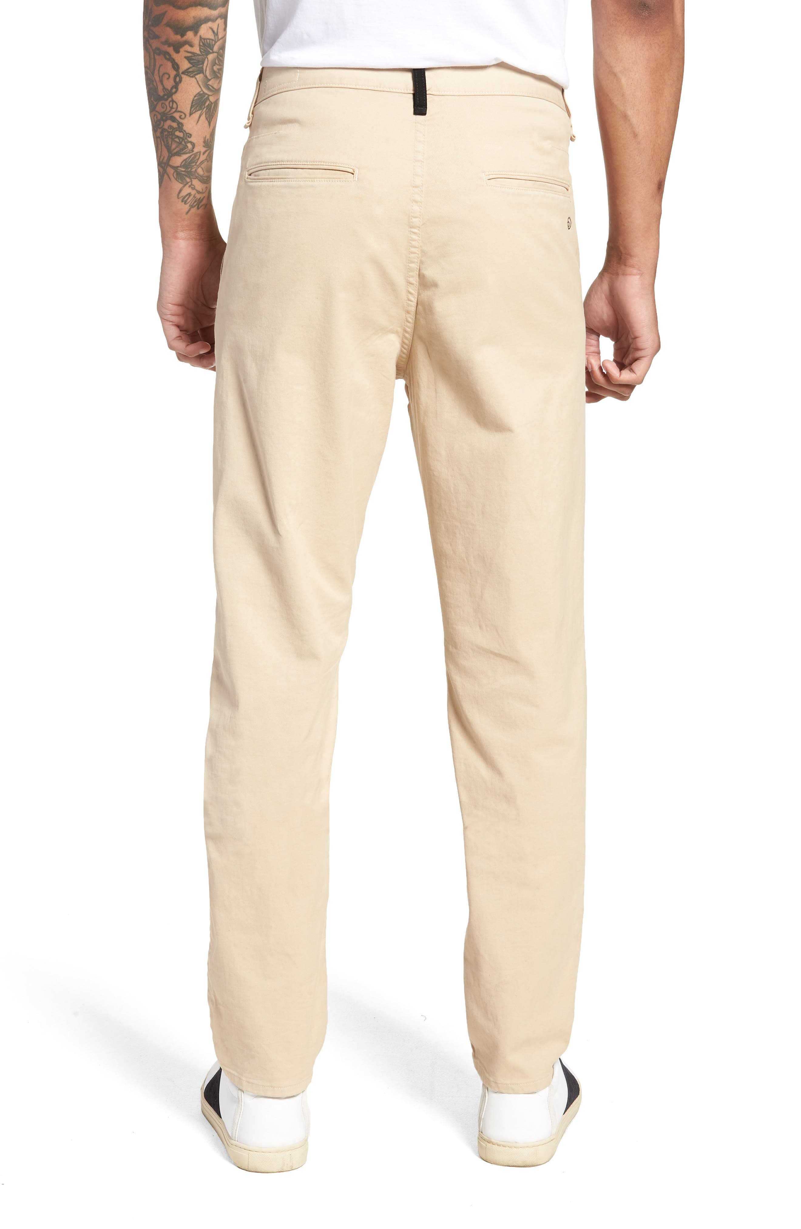 Fit 3 Classic Chino,                             Alternate thumbnail 2, color,                             Beige