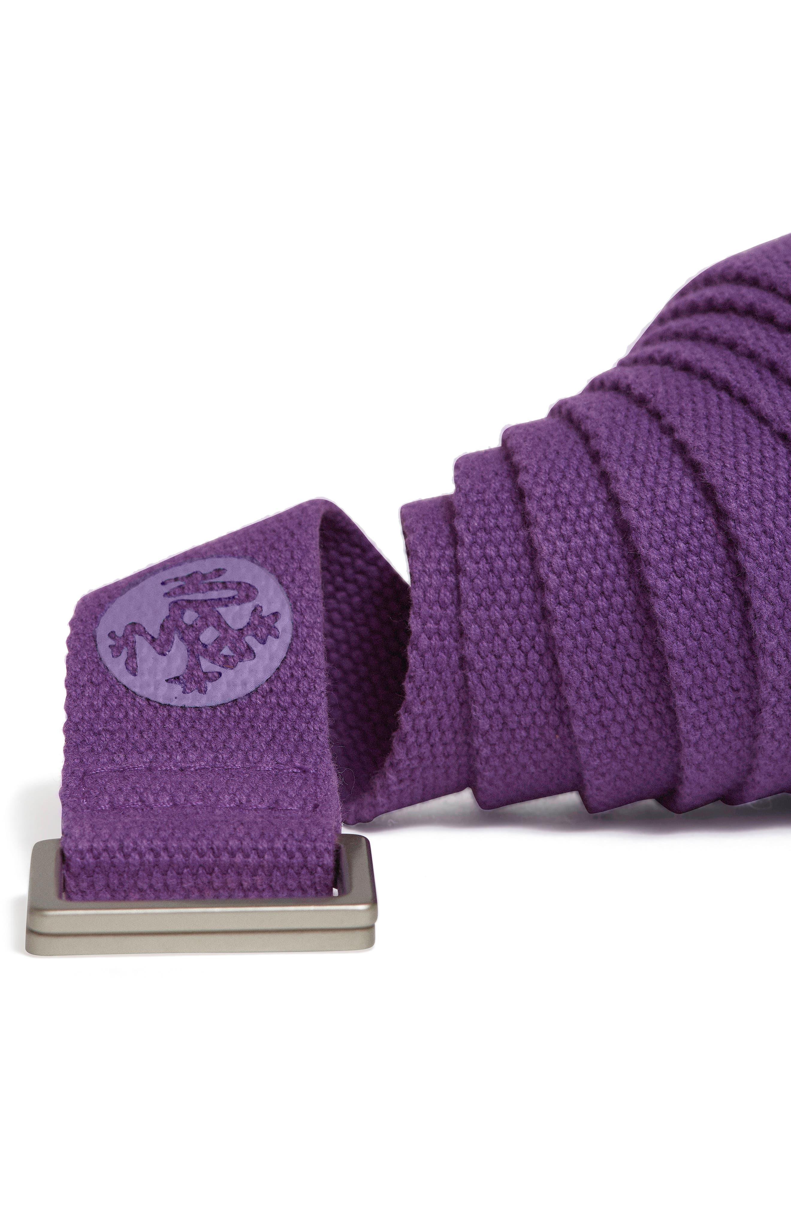 Unfold 2.0 Yoga Strap,                             Alternate thumbnail 4, color,