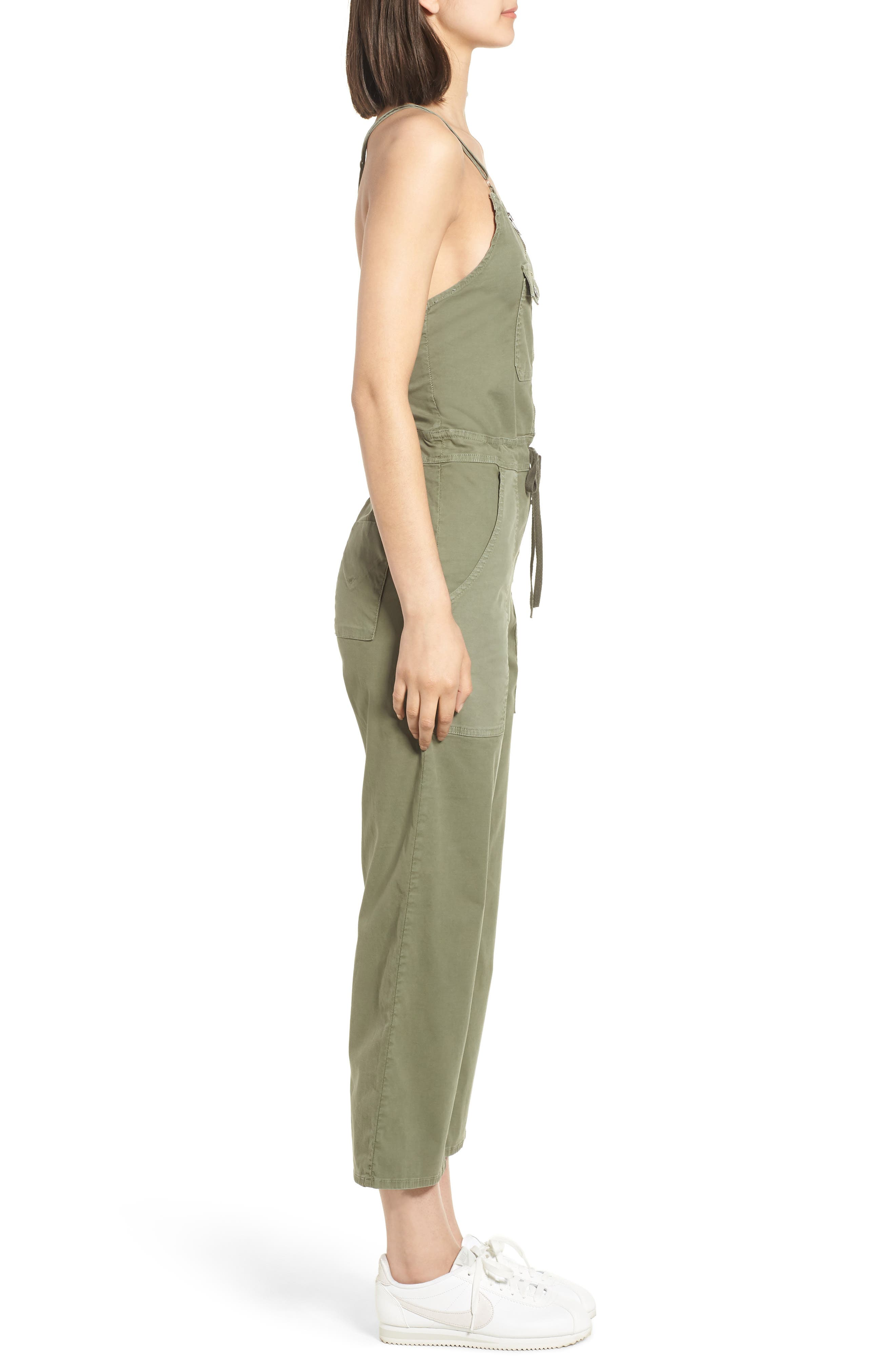 The Leverage Jumpsuit,                             Alternate thumbnail 6, color,                             Forester