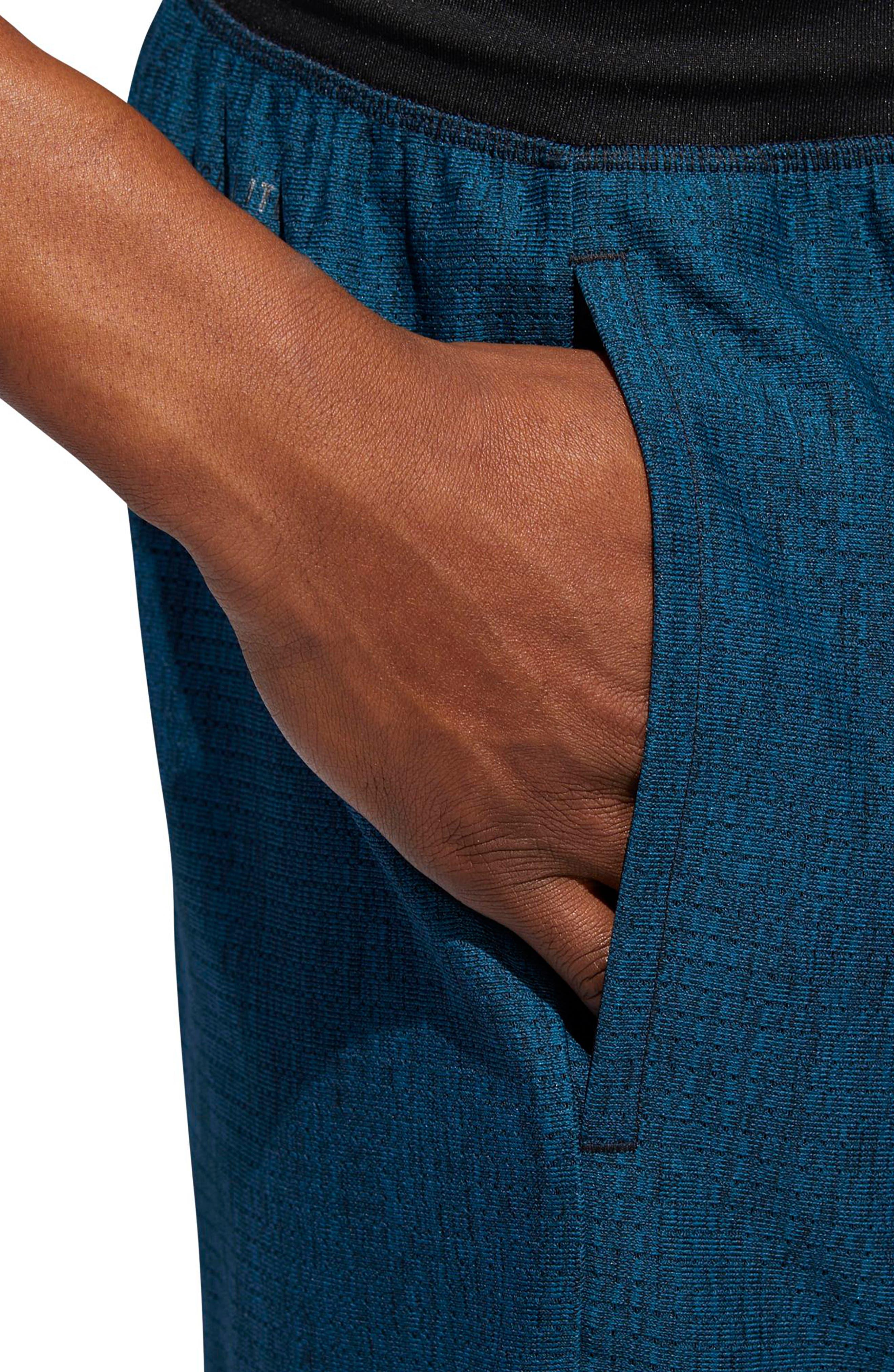 Speedbreaker Shorts,                             Alternate thumbnail 4, color,                             Real Teal