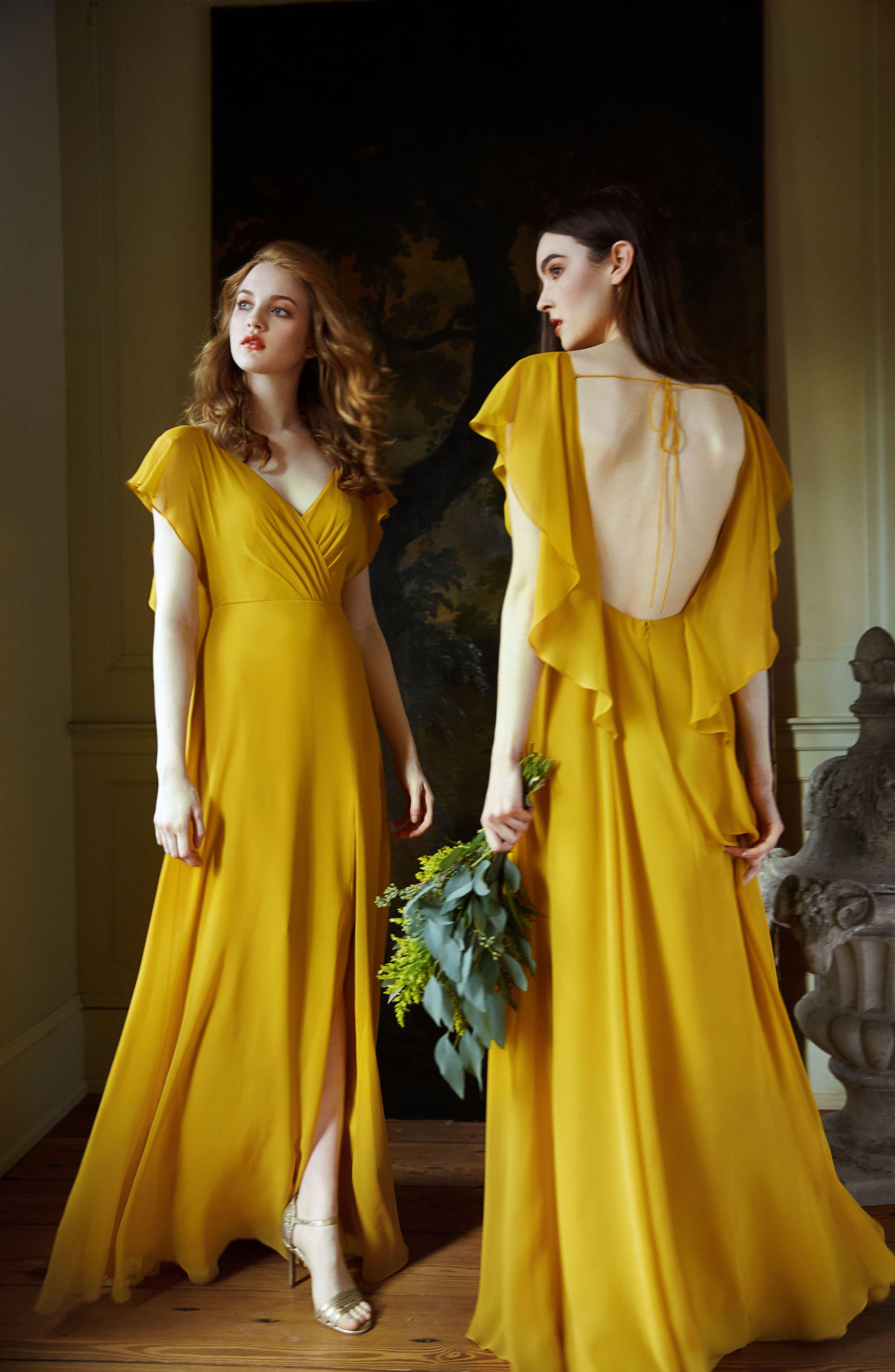 Women\'s Yellow Formal Dresses | Nordstrom