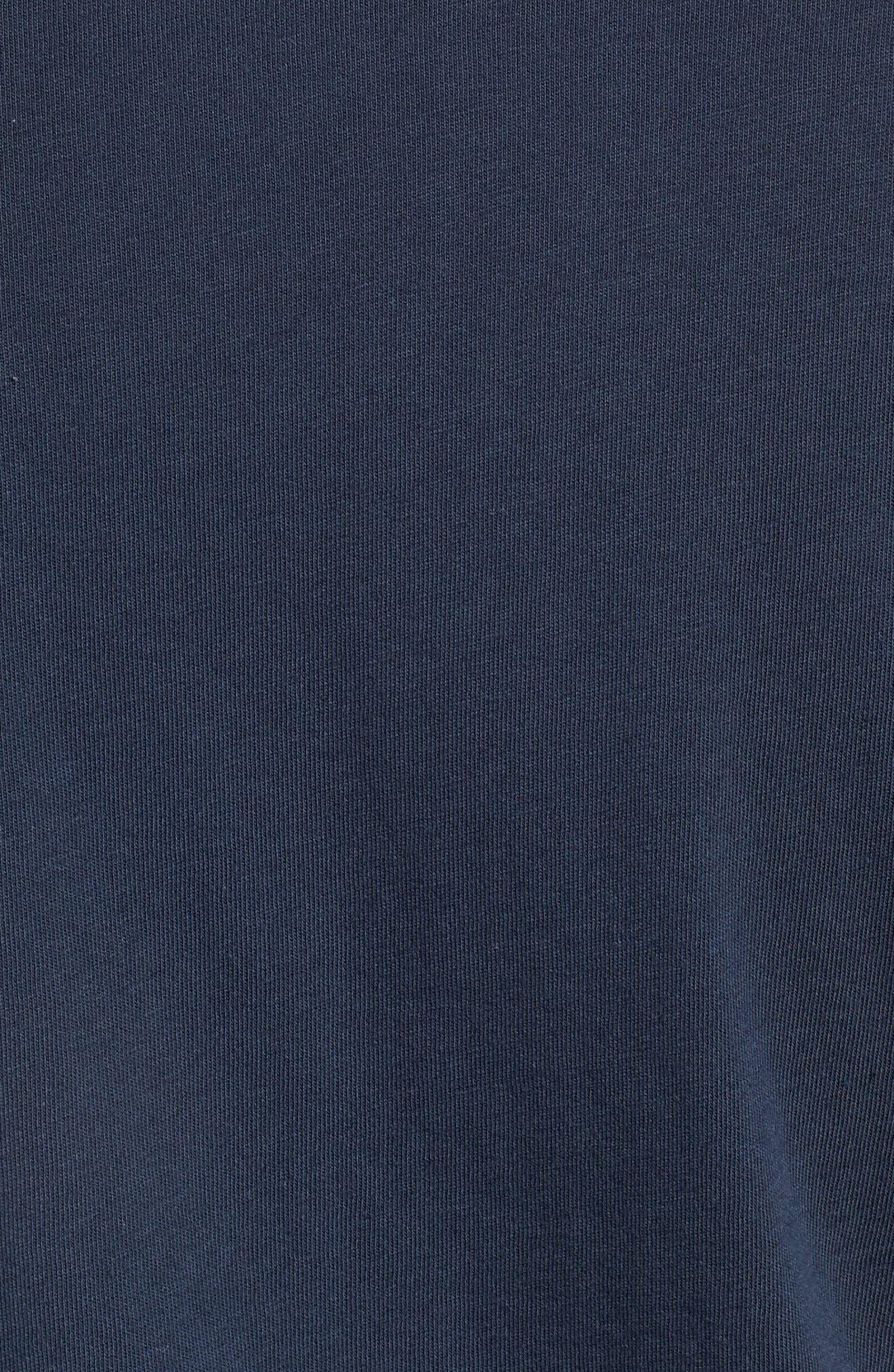 Access Graphic T-Shirt,                             Alternate thumbnail 5, color,                             Navy