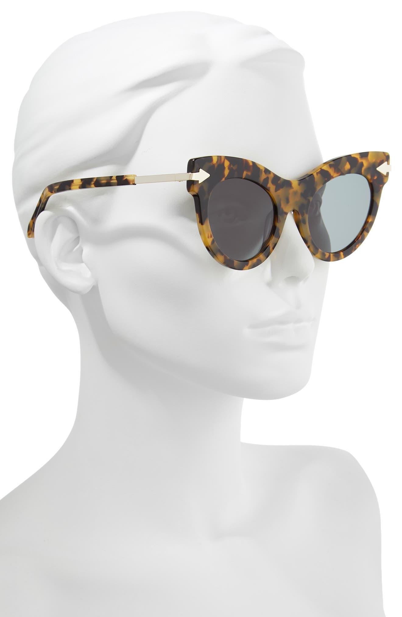c9548d1c837 Women s KAREN WALKER Cat-Eye Sunglasses
