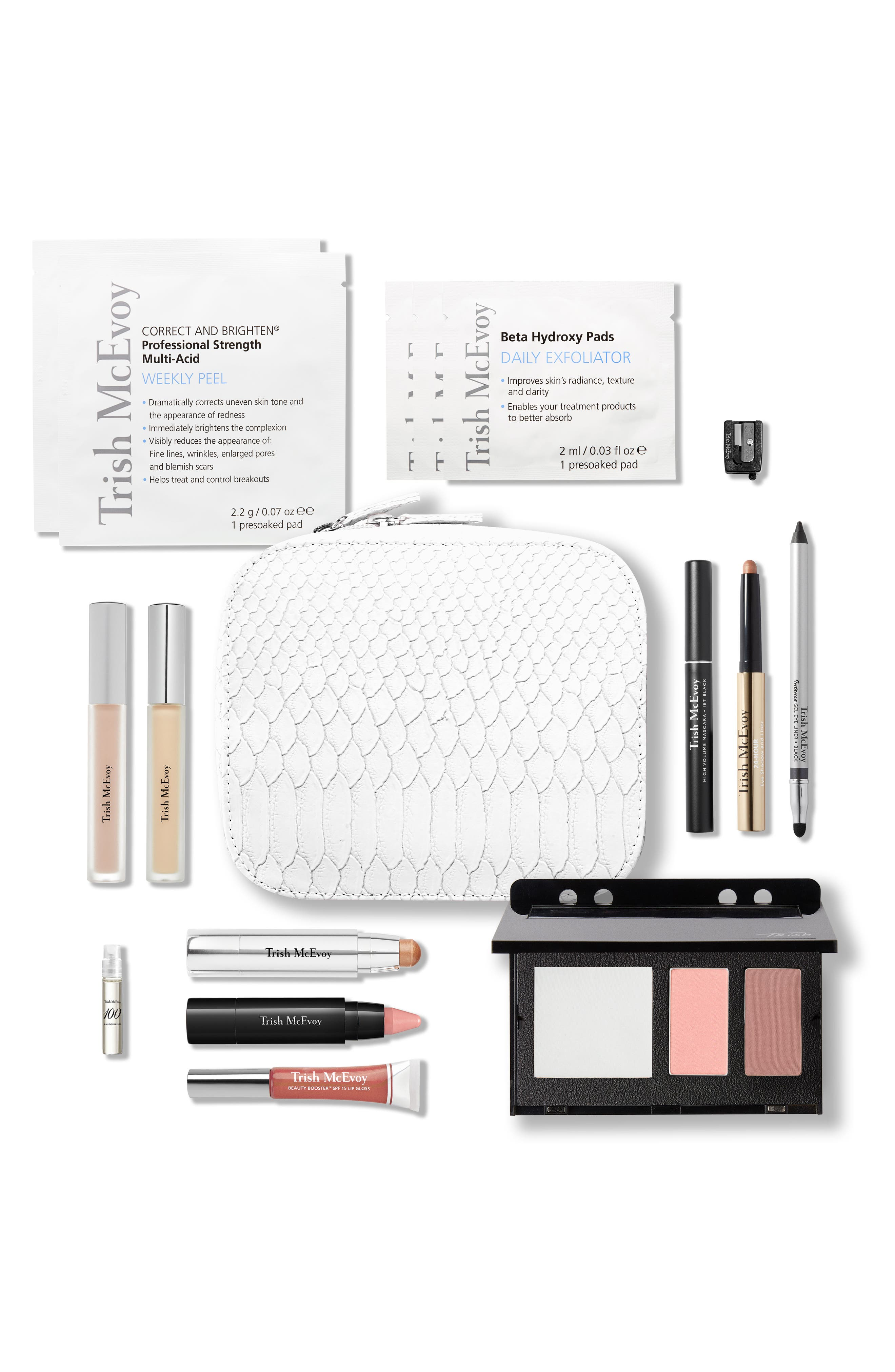 Trish McEvoy The Power of Makeup® Planner Collection Hampton Glow (Nordstrom Exclusive) ($534.50 Value)