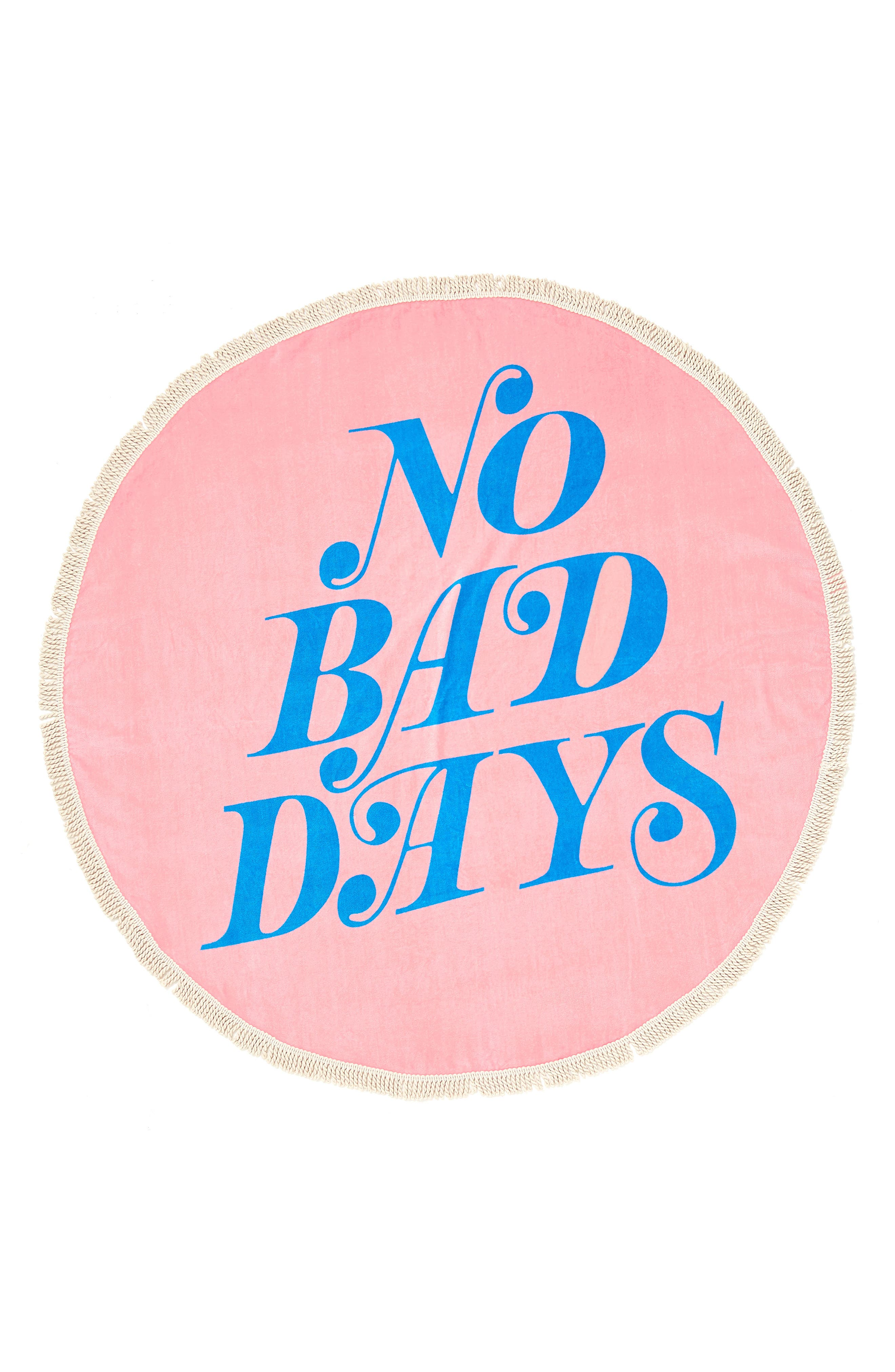 ban.do No Bad Days Giant All Around Towel
