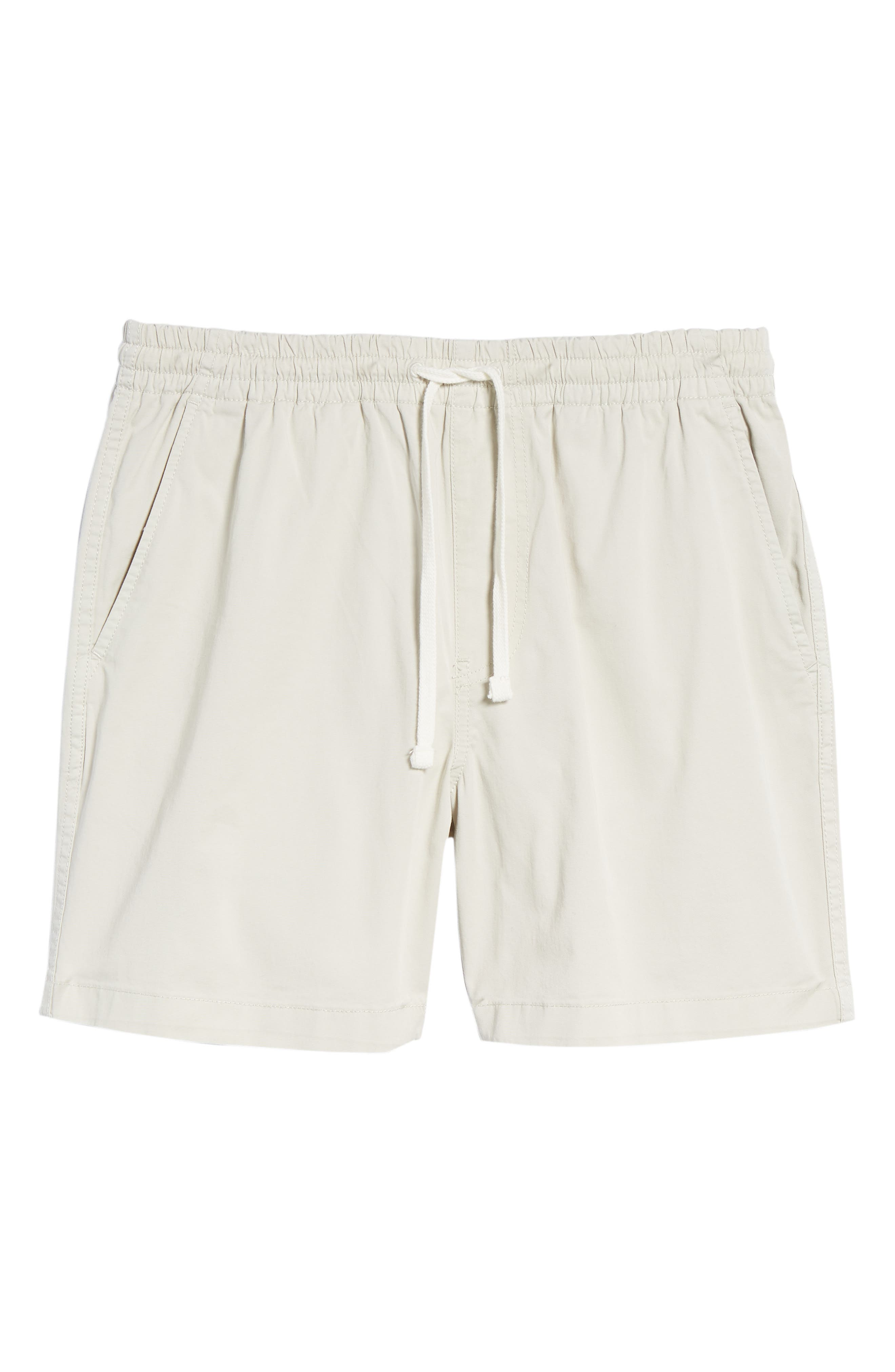 Stretch Chino Dock Shorts,                             Alternate thumbnail 3, color,                             Stone