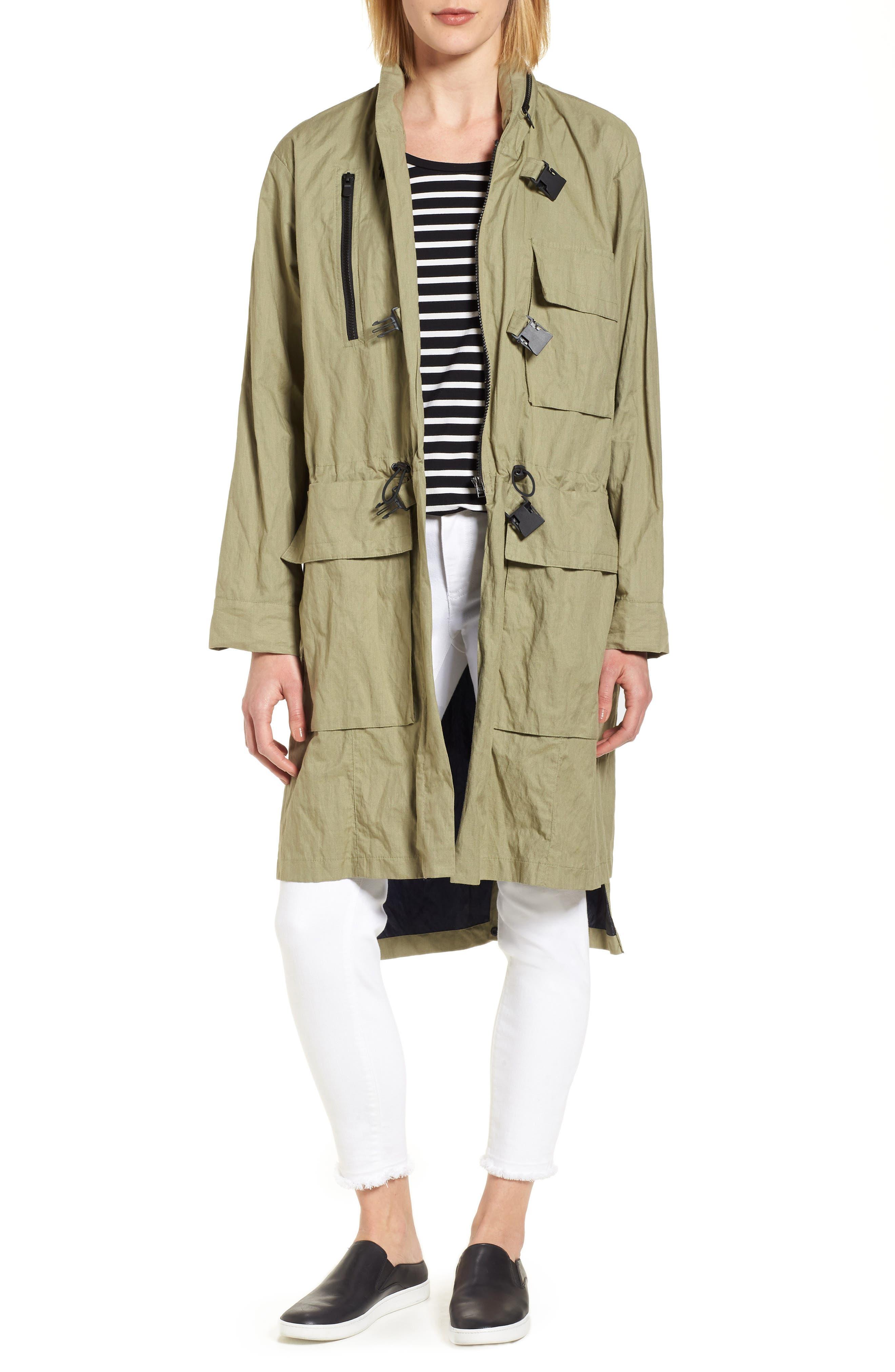 Sosken Fil Utility Raincoat