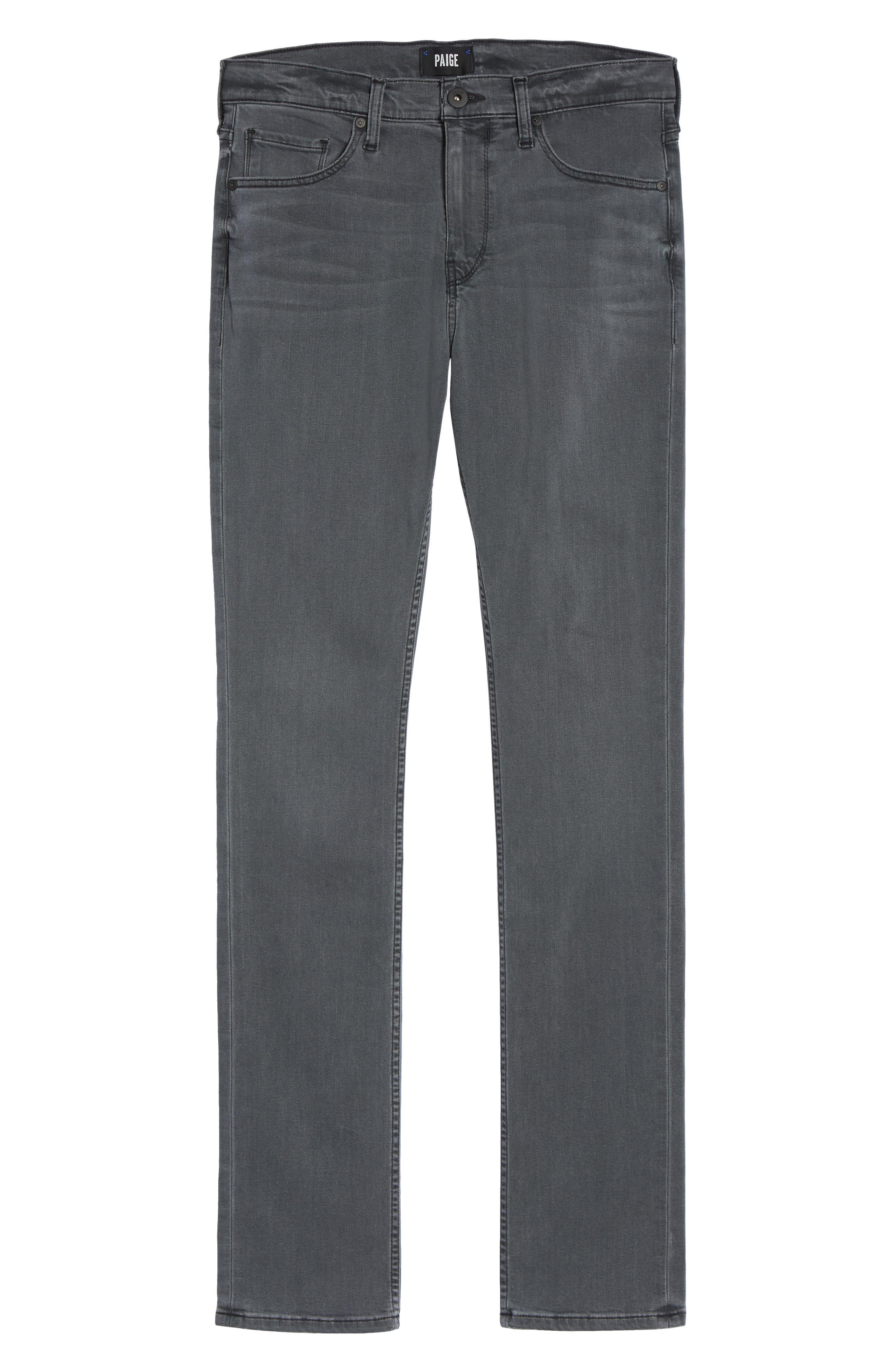 Federal Slim Straight Leg Jeans,                             Alternate thumbnail 6, color,                             Aldridge