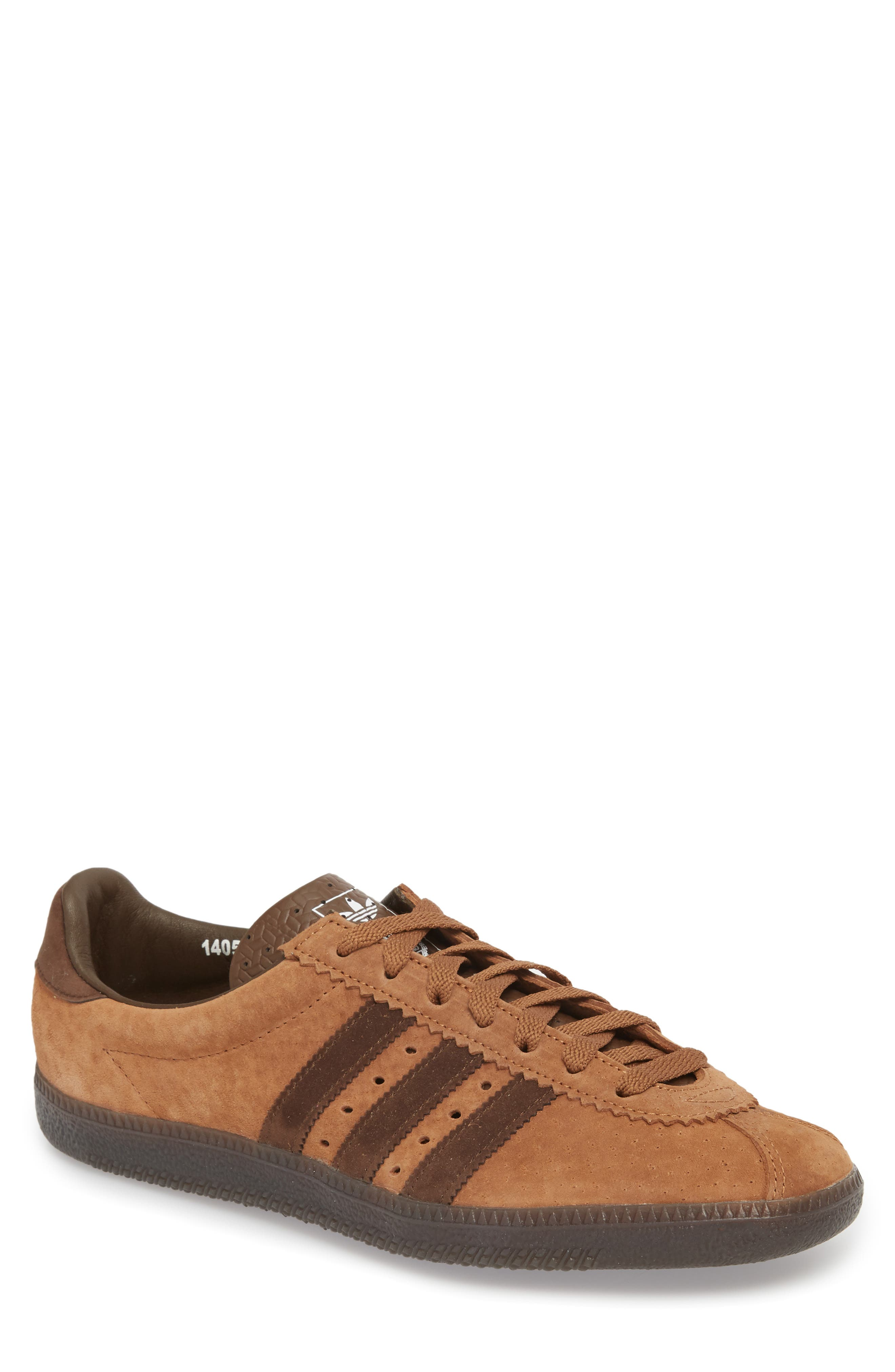 Padiham SPZL Sneaker,                             Main thumbnail 1, color,                             Brown