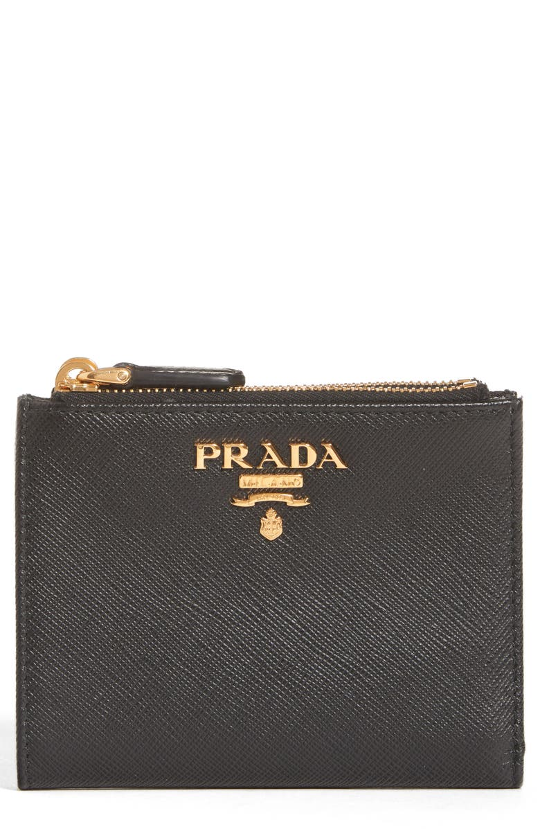 4ac9aa721d15 double-zip-saffiano-leather-french-wallet by prada