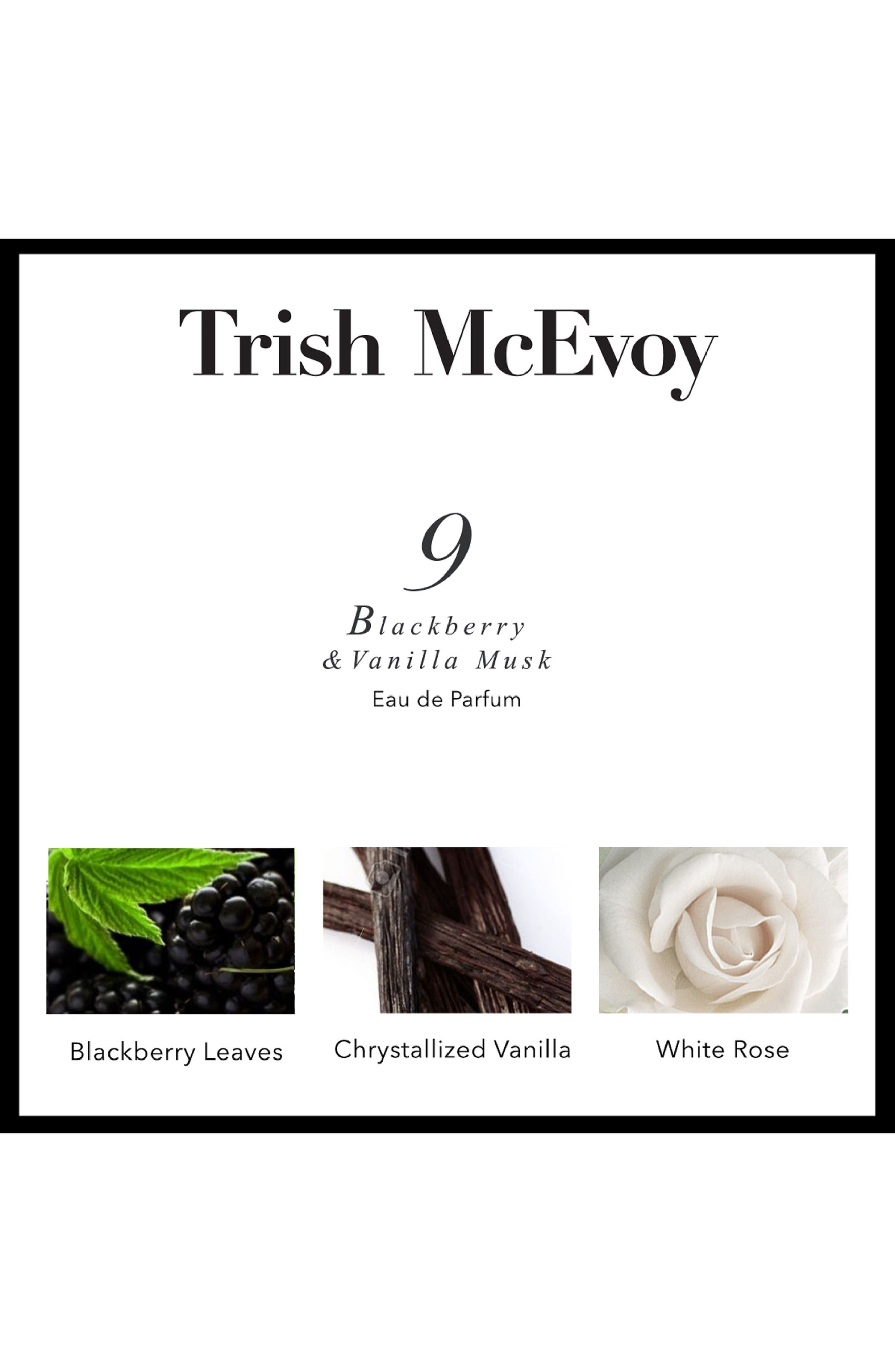 No. 9 Blackberry & Vanilla Musk Eau de Parfum,                             Alternate thumbnail 2, color,                             No Color
