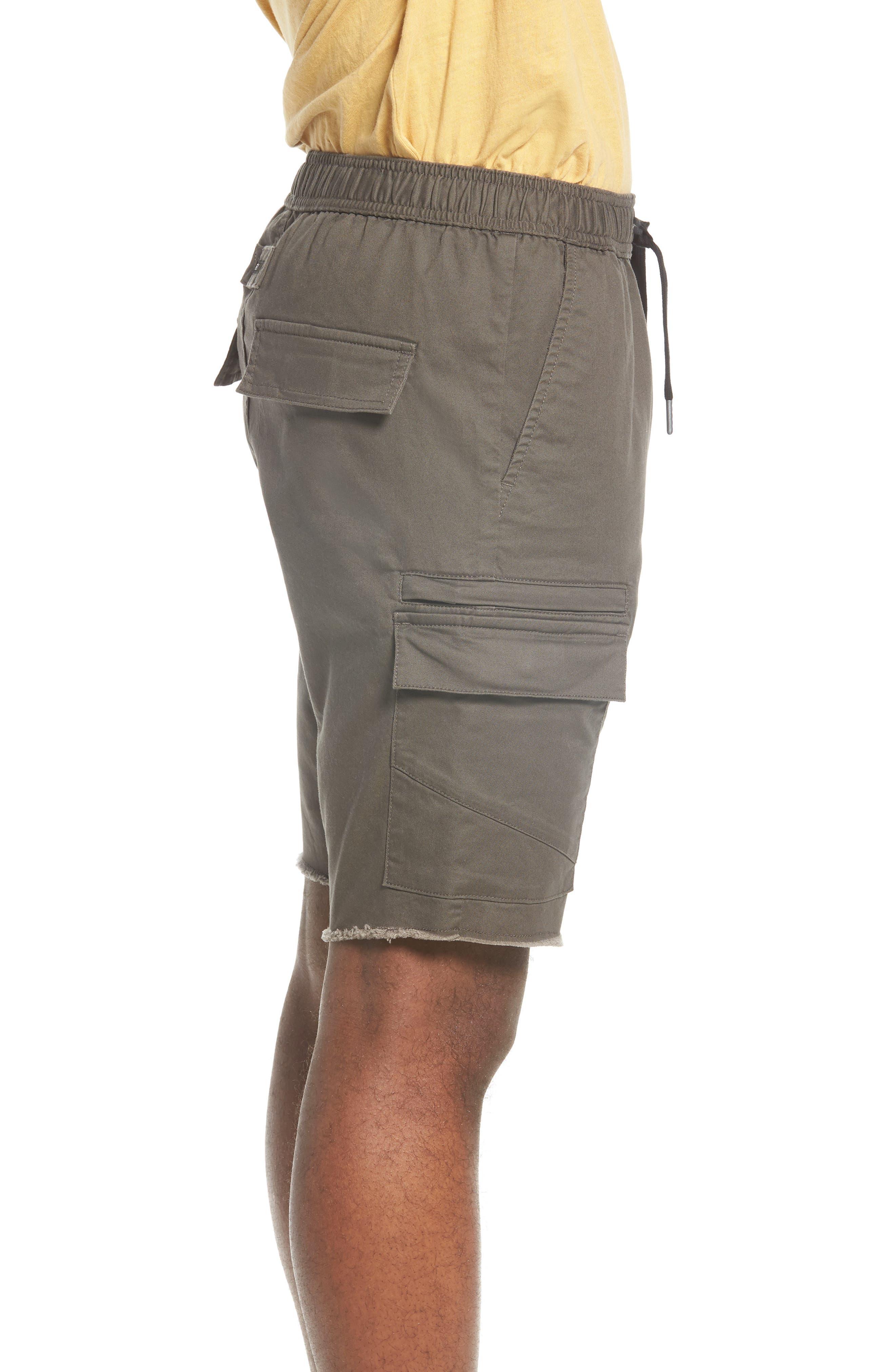 Sureshot Cargo Shorts,                             Alternate thumbnail 3, color,                             Peat