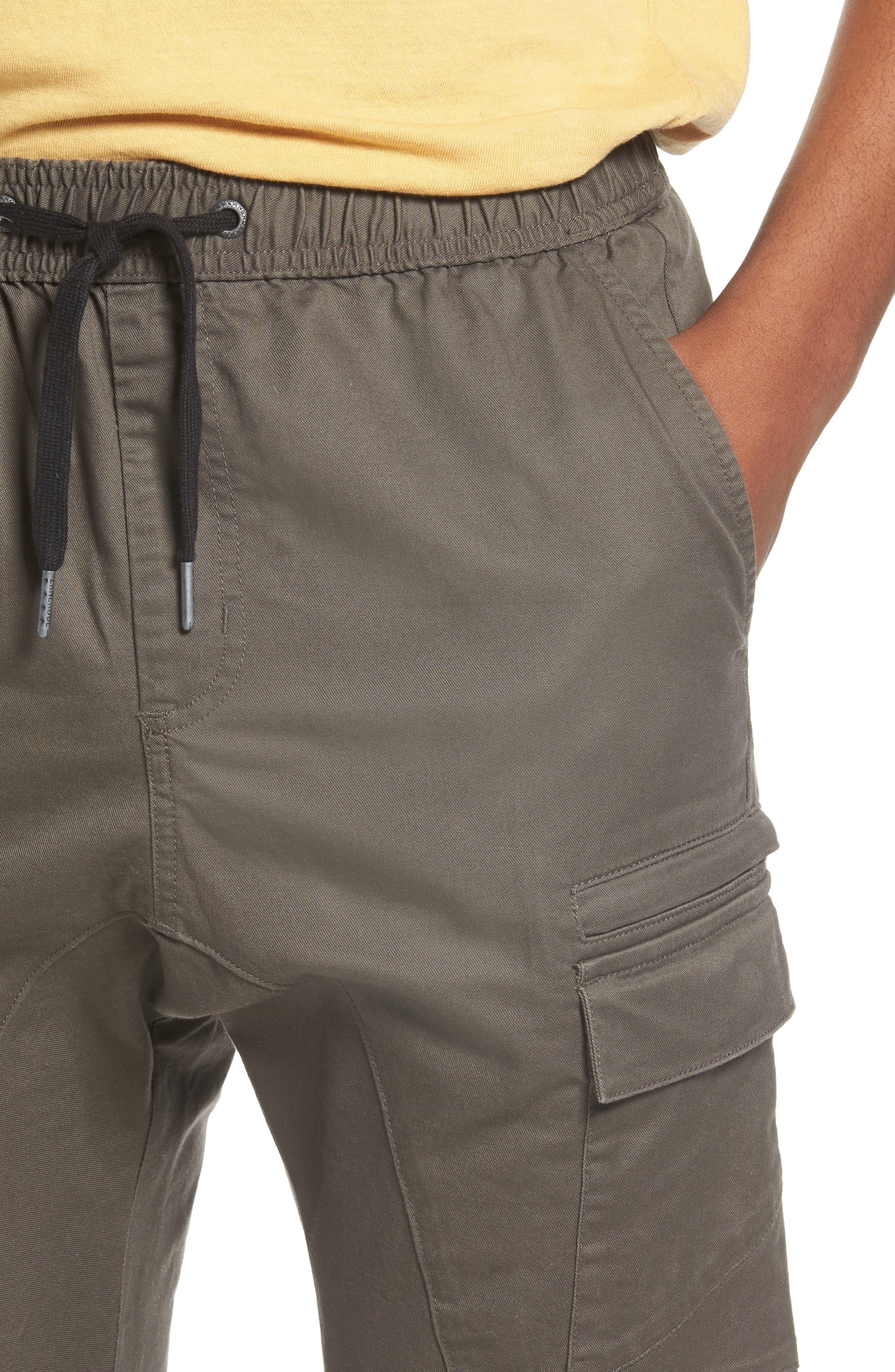 Sureshot Cargo Shorts,                             Alternate thumbnail 4, color,                             Peat