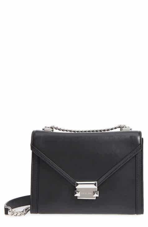 cd112b6e91 MICHAEL Michael Kors Large Whitney Leather Shoulder Bag