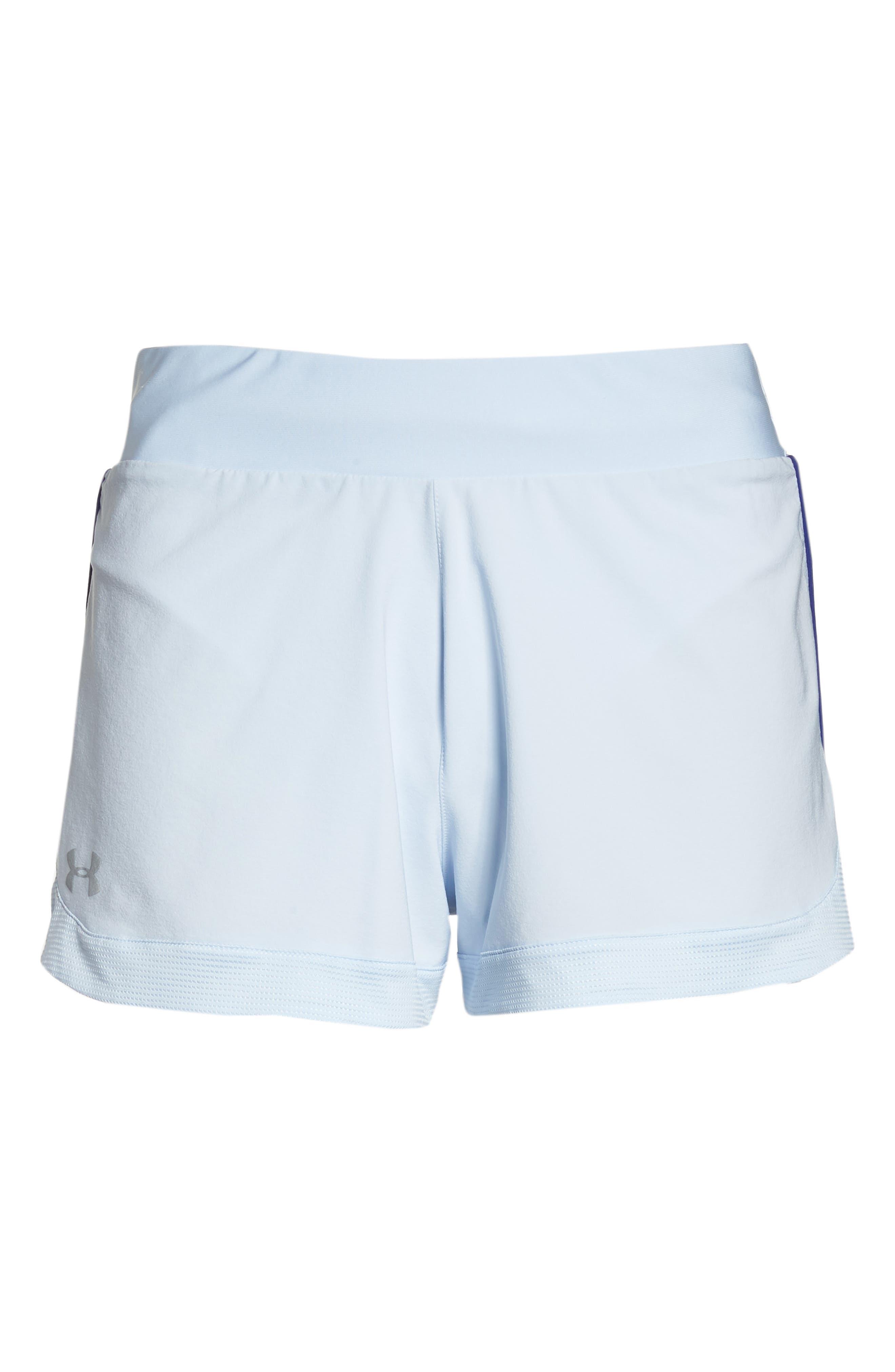 Speedpocket Shorts,                             Alternate thumbnail 7, color,                             Oxford Blue