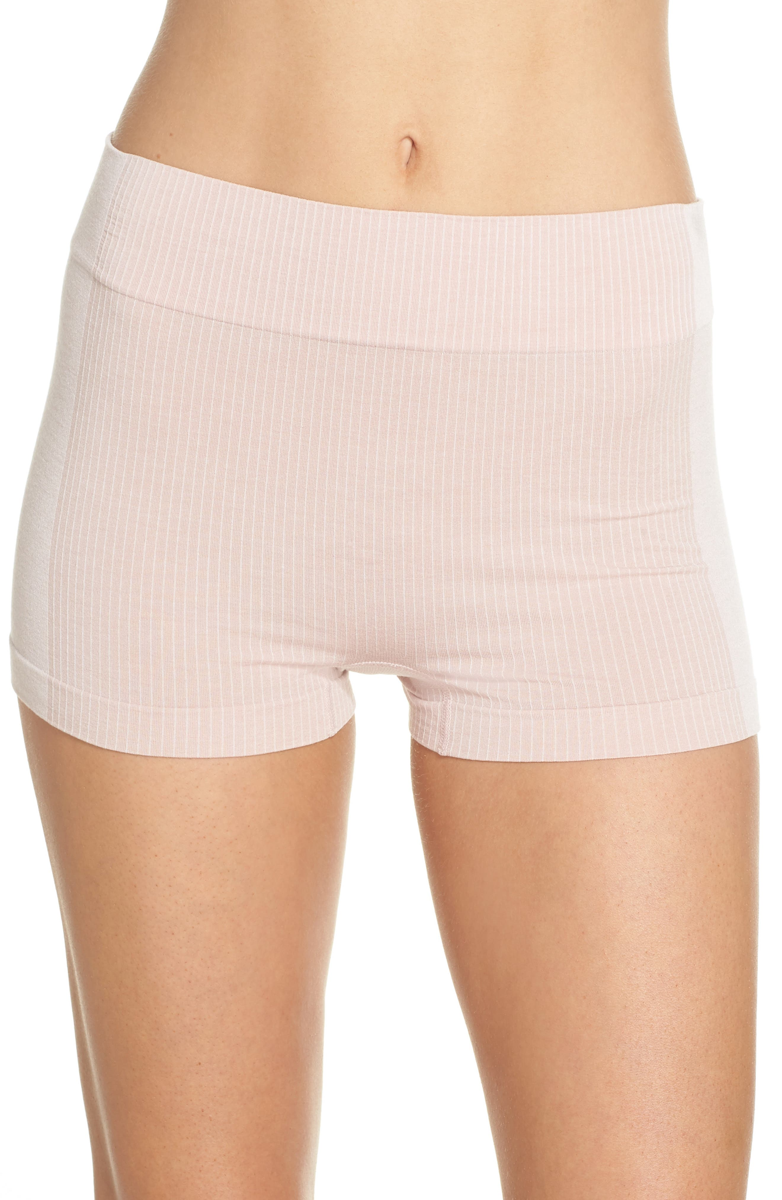 Laidback Layers Seamless Boyshorts by Spanx
