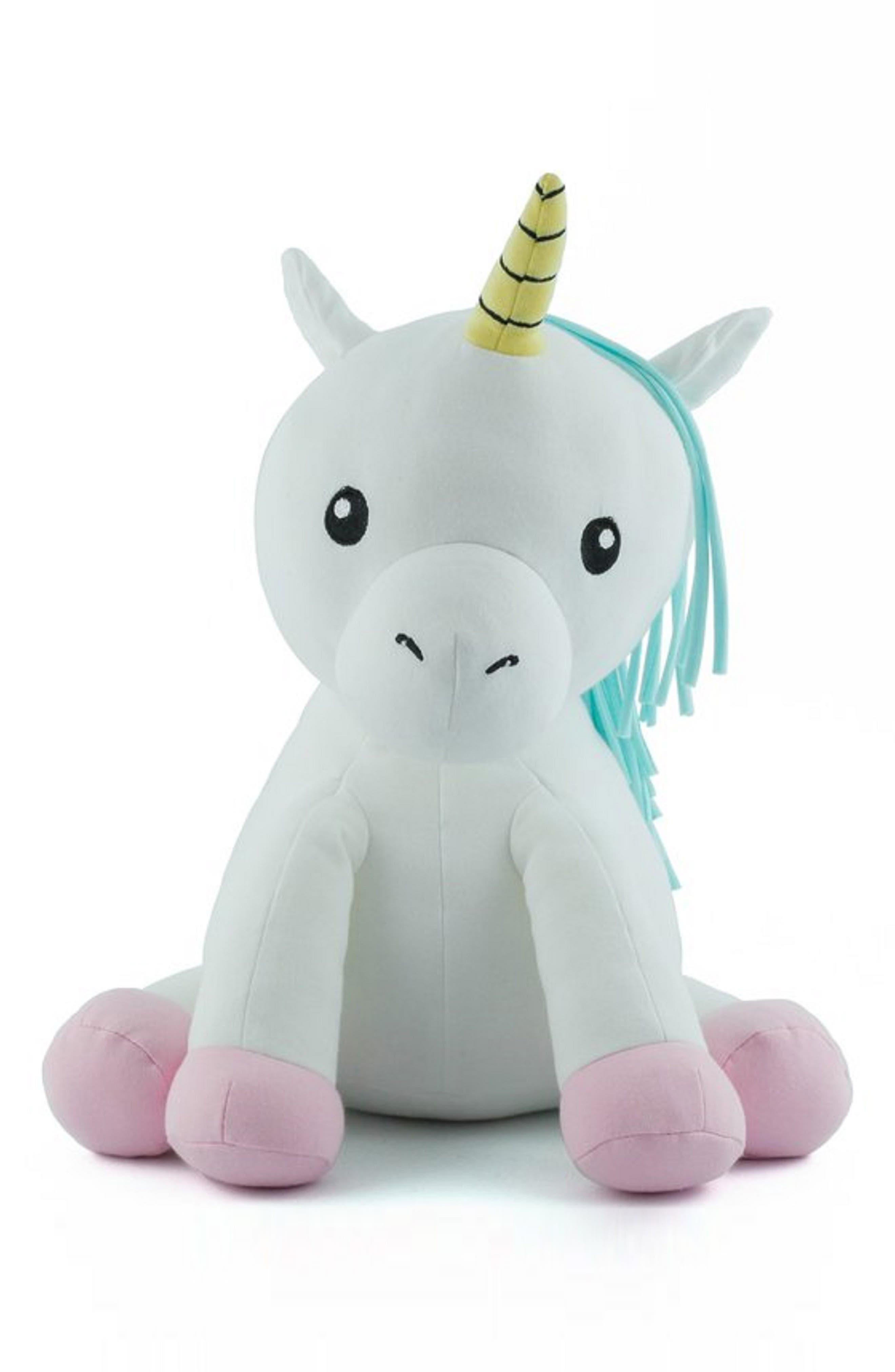 Elly Lu Organics Cupcake Unicorn Stuffed Animal