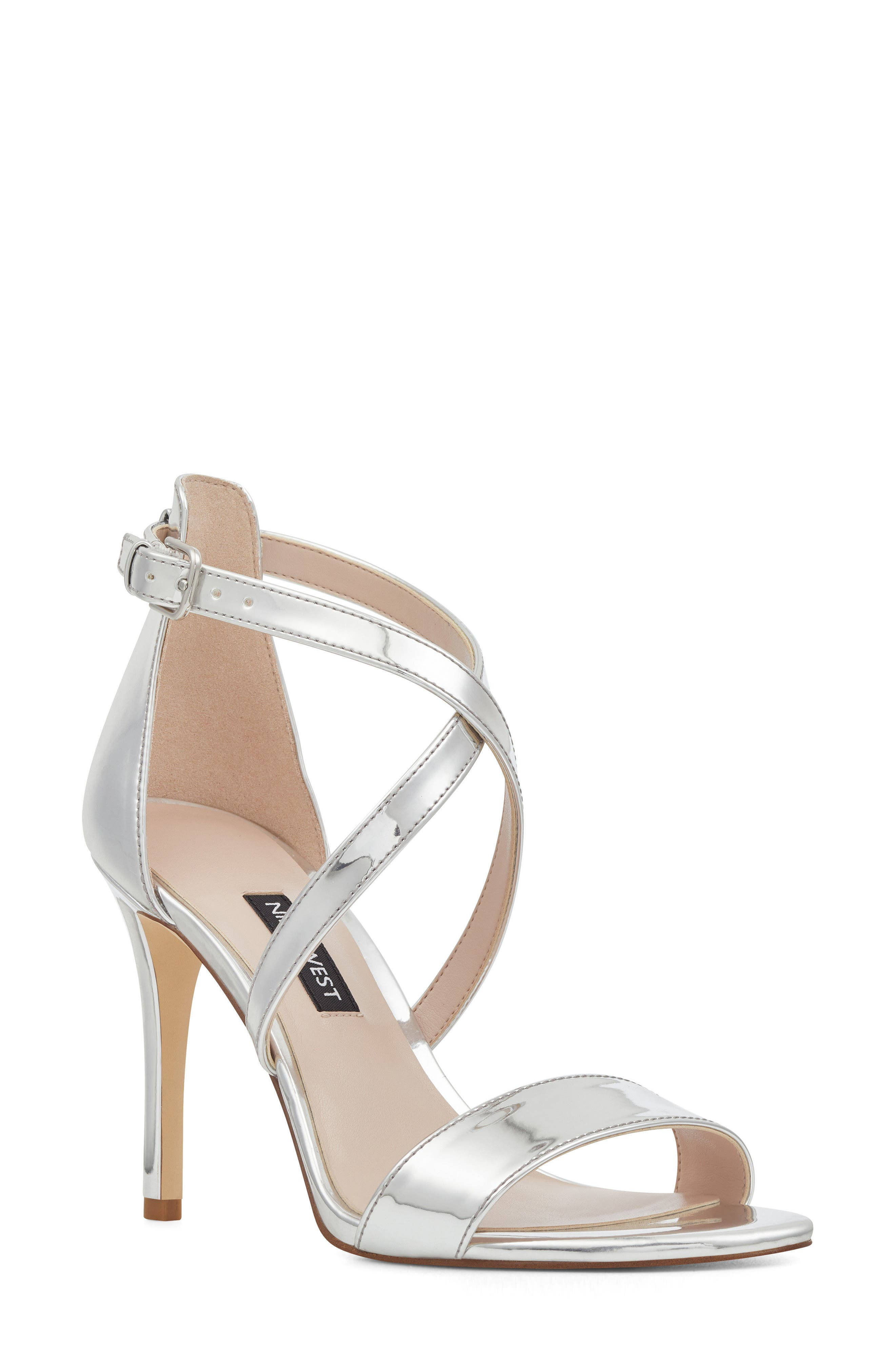 Main Image - Nine West Mydebut Strappy Sandal (Women)