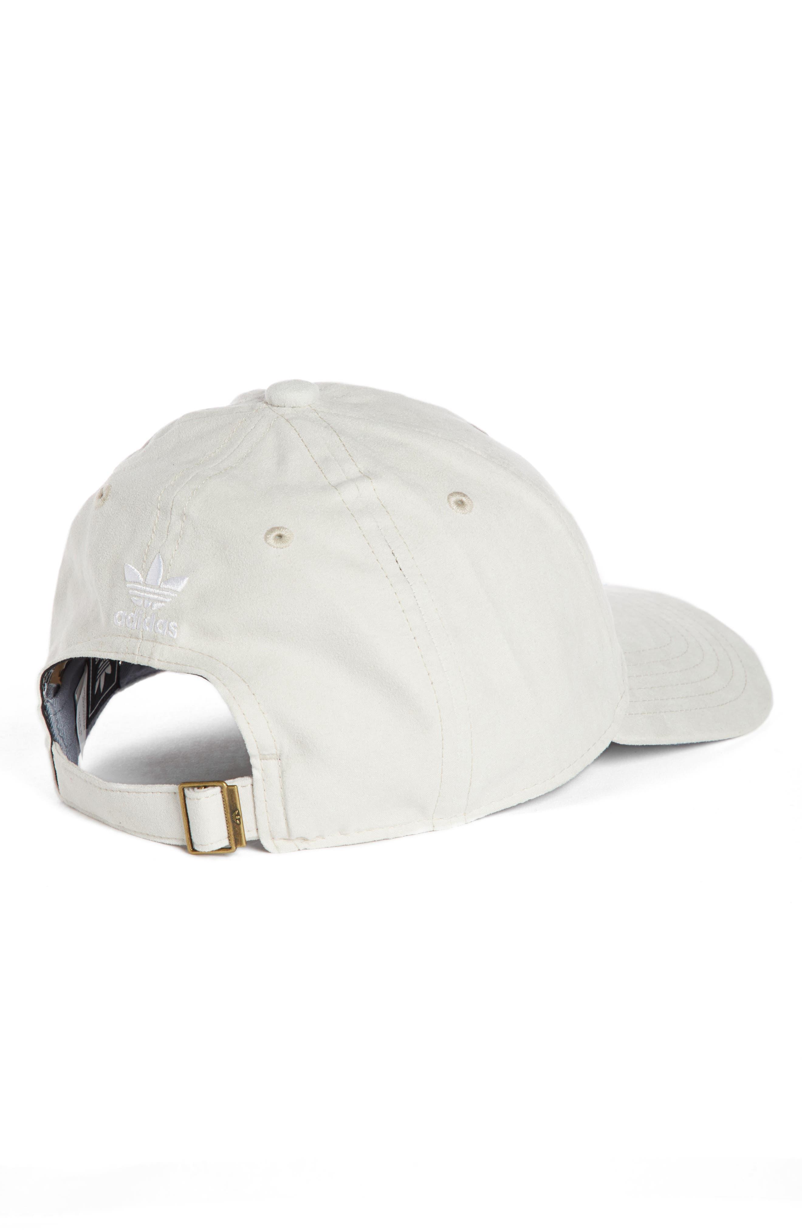 Alternate Image 2  - adidas Originals Relaxed Strap-Back Cap