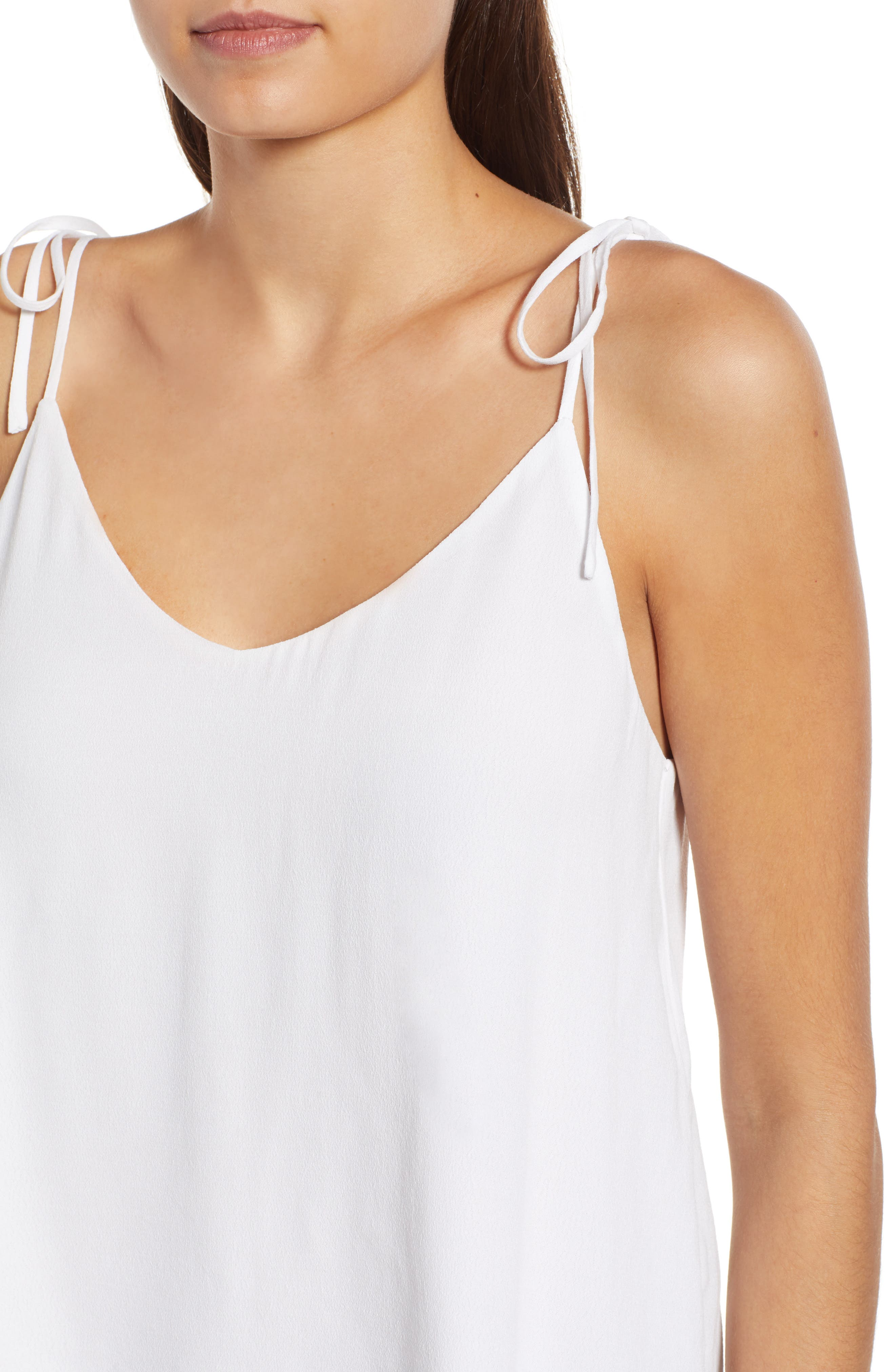 Camisole,                             Alternate thumbnail 3, color,                             Ivory