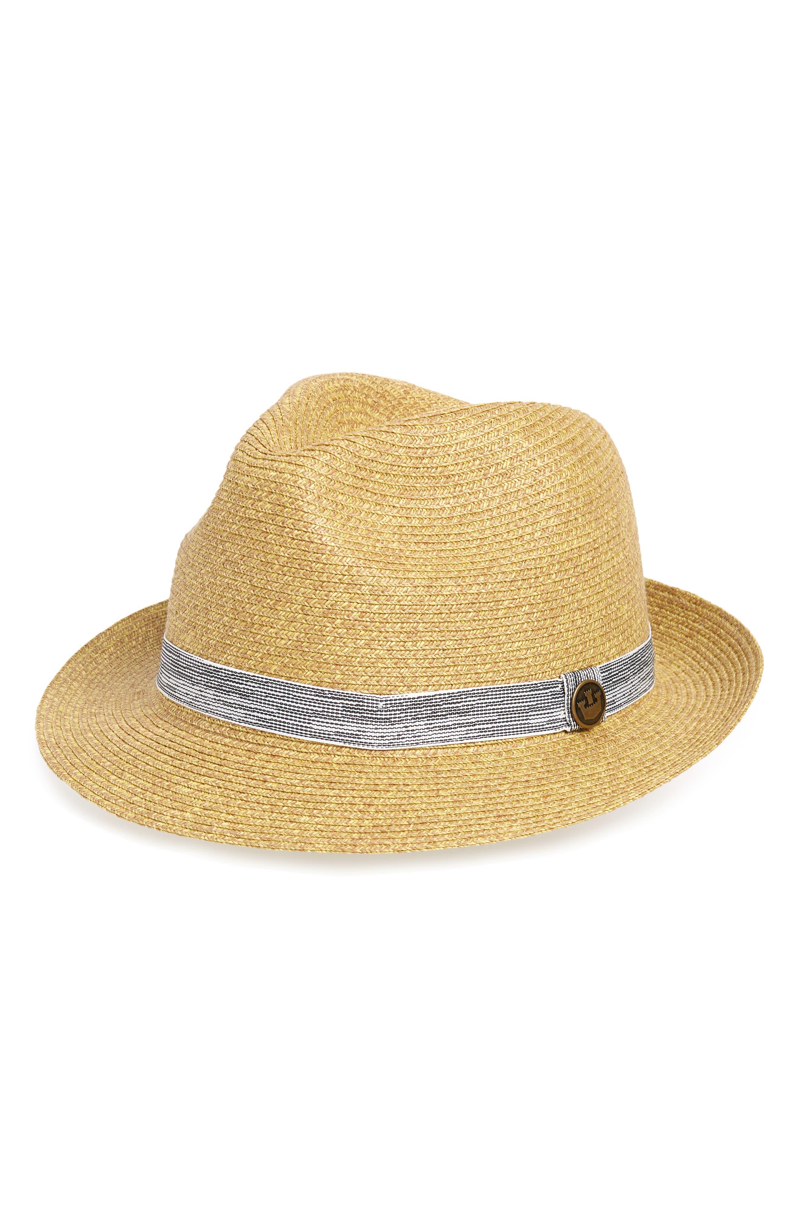 Civil Standard Hat,                             Main thumbnail 1, color,                             Natural