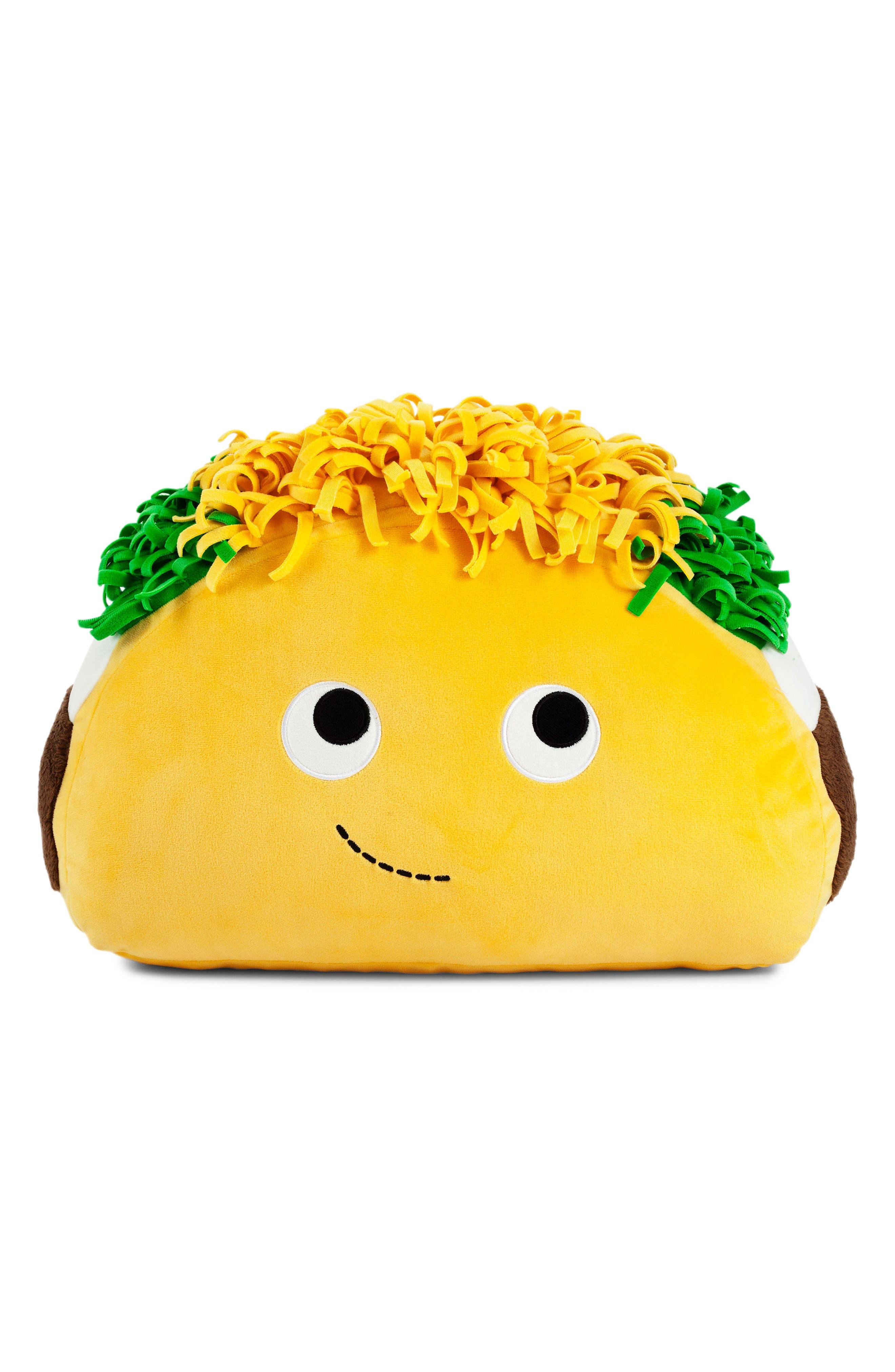 Yummy World Large Flaco Taco Plush Toy,                         Main,                         color, No Color