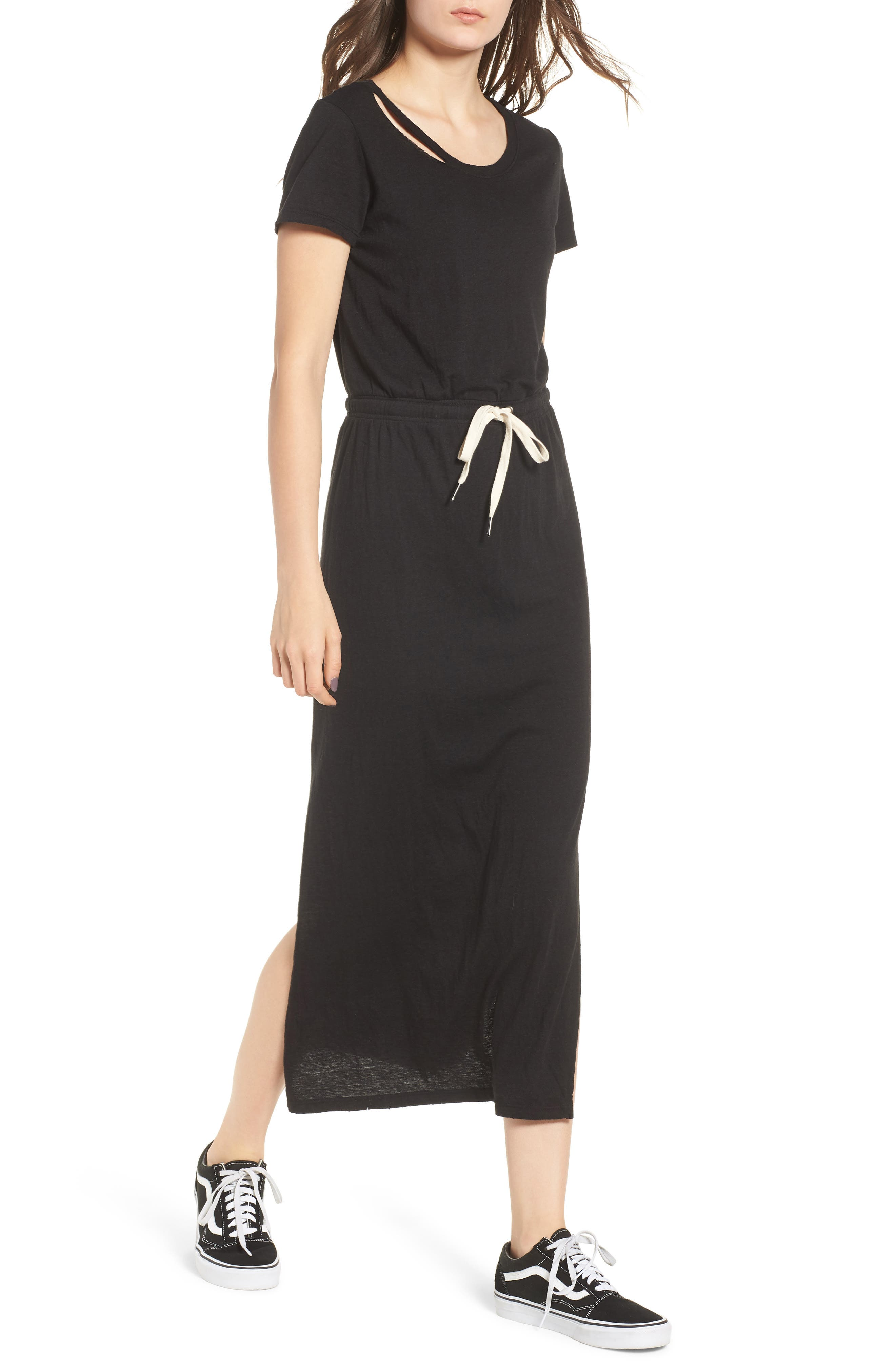 CLEARWATER MAXI DRESS