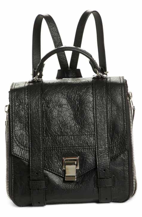 Proenza Schouler PS1 Leather Convertible Backpack 33a6b1990b55f
