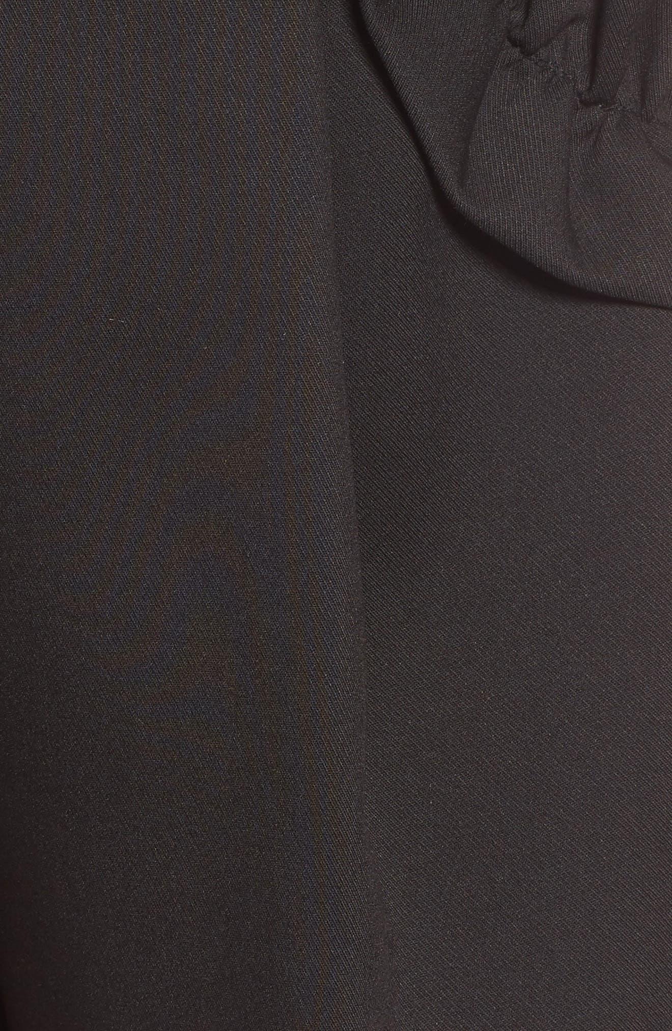 Harmony Shorts,                             Alternate thumbnail 5, color,                             Black