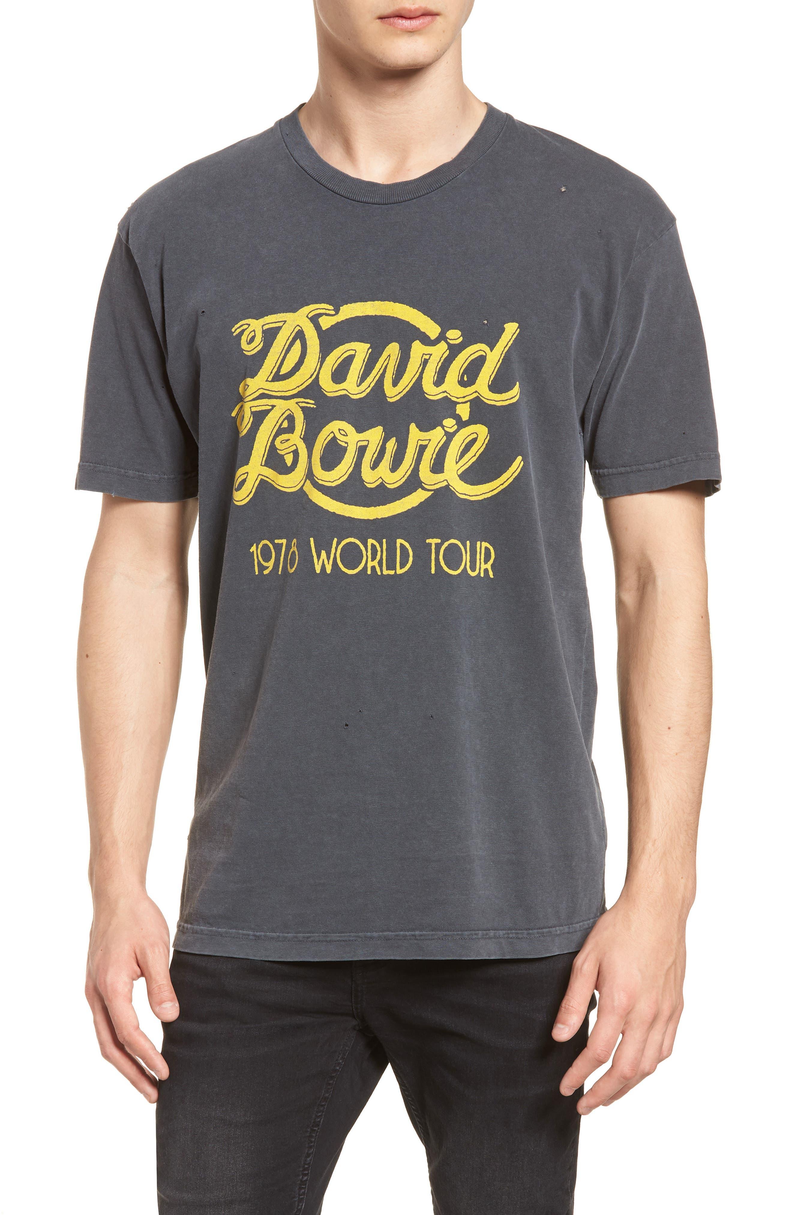 Original Retro Brand Bowie Graphic T-Shirt