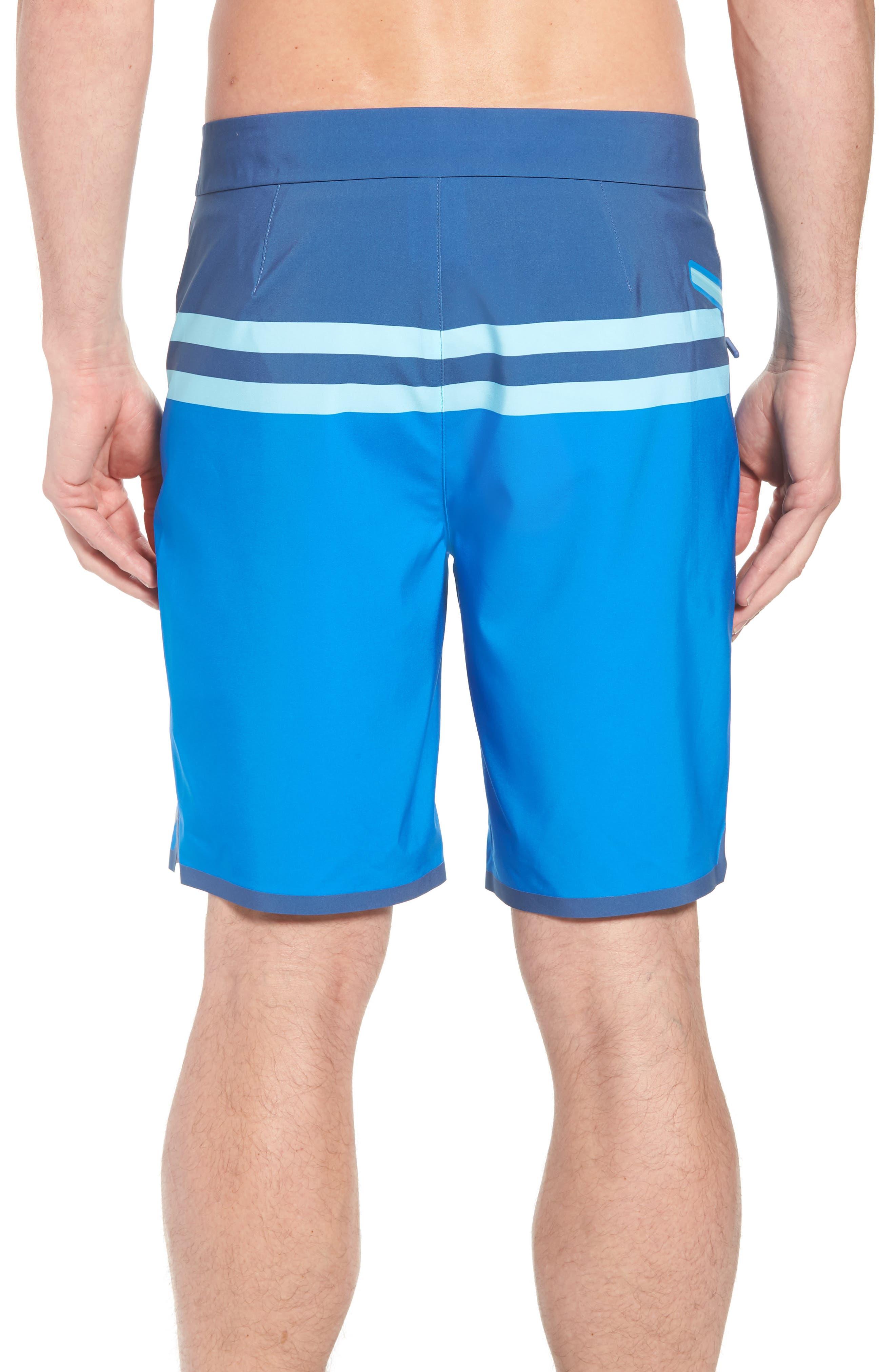 Bay Ridge Board Shorts,                             Alternate thumbnail 2, color,                             Azure
