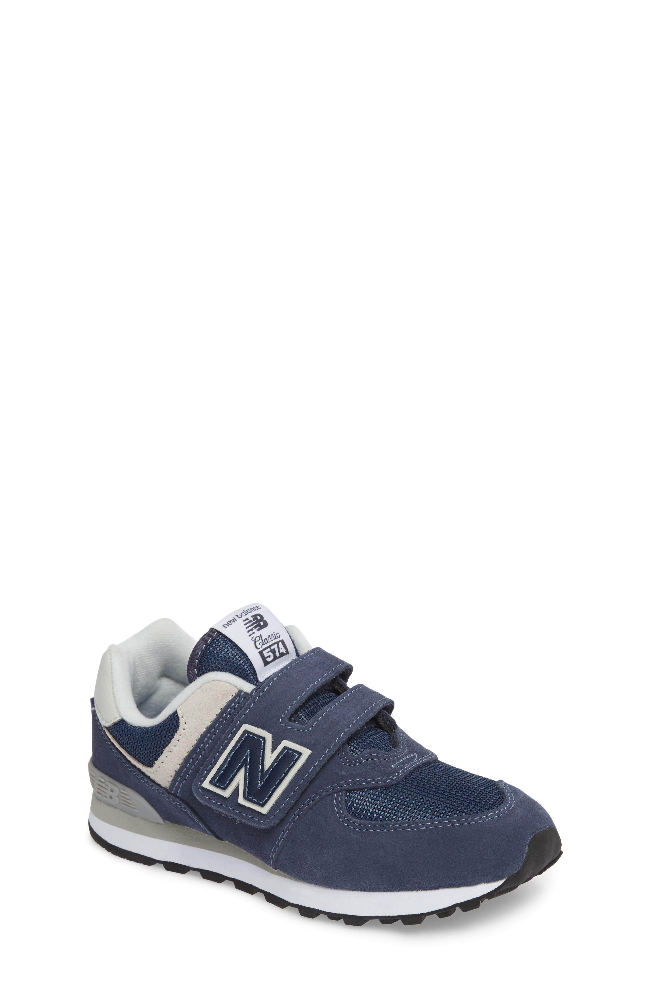 574 Retro Surf Sneaker,                             Main thumbnail 1, color,                             Navy