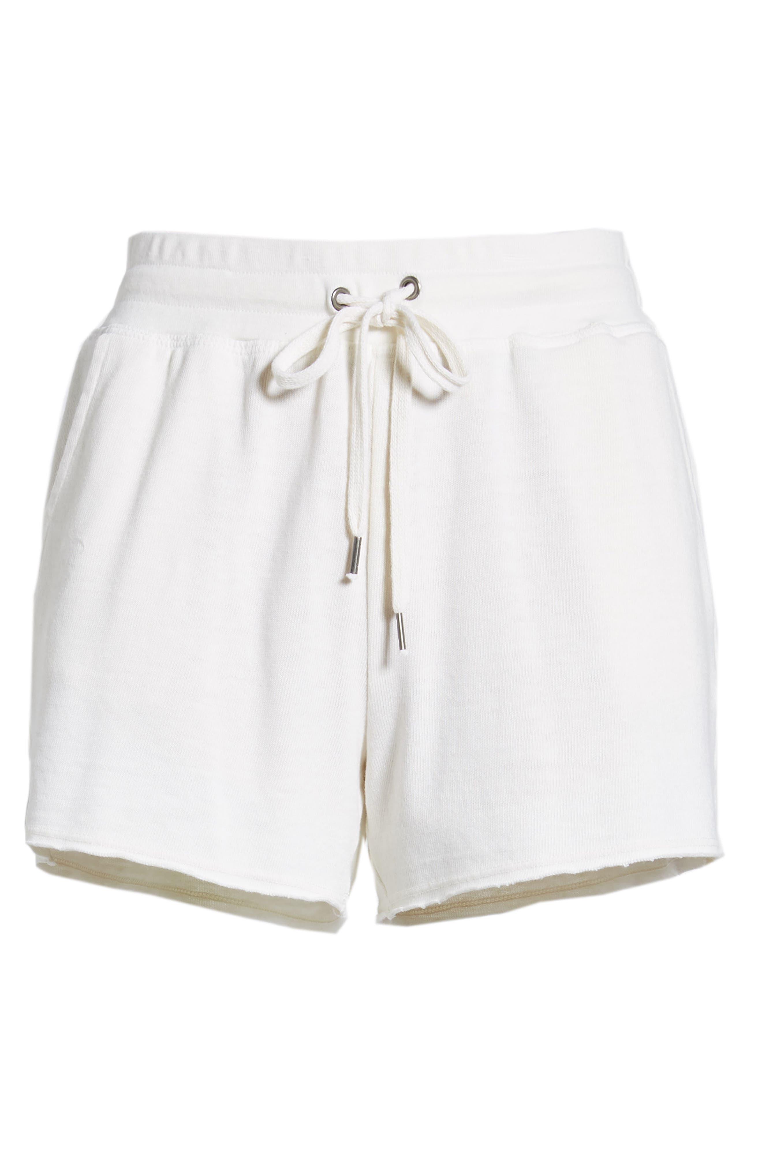 Active Shorts,                             Main thumbnail 1, color,                             Off White
