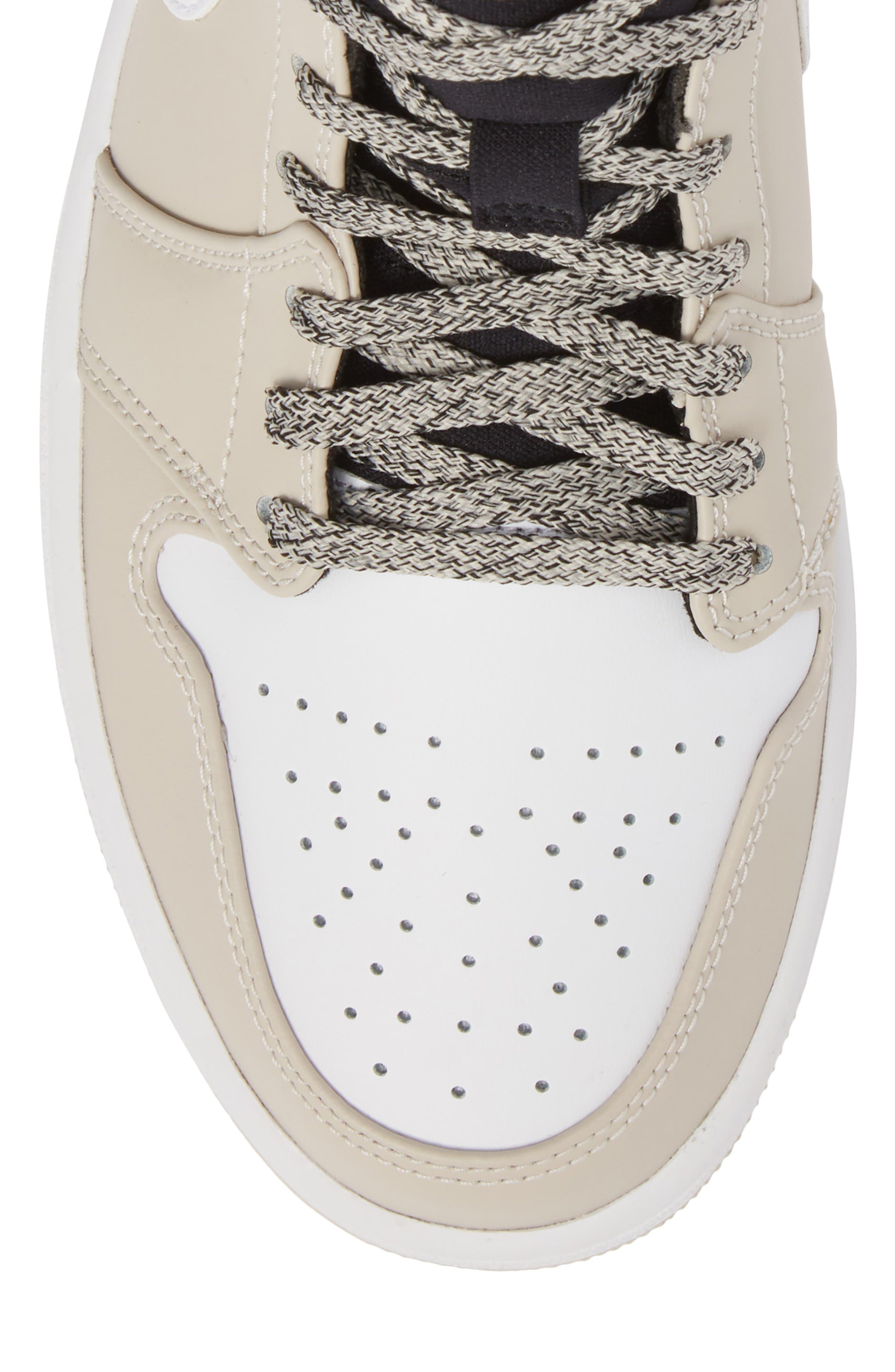 Alternate Image 5  - Nike 'Air Jordan 1 Mid' Sneaker (Men)