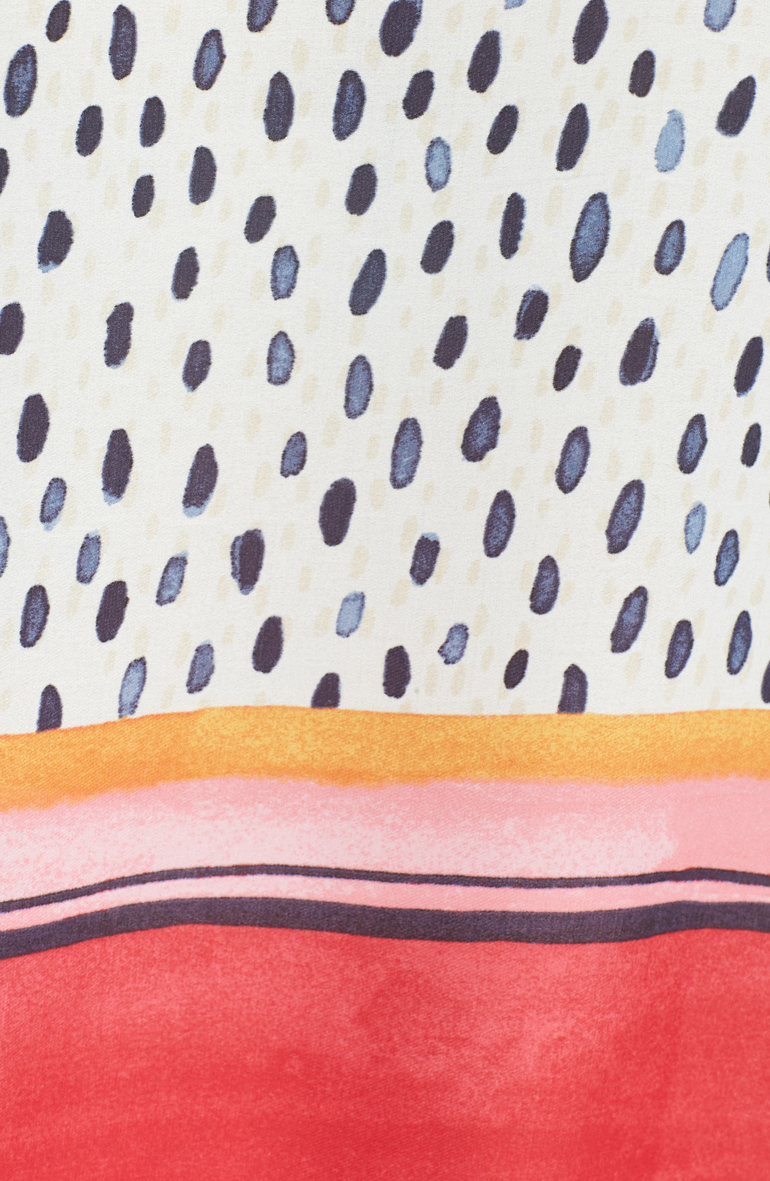 Merengue Blouse,                             Alternate thumbnail 5, color,                             Multi