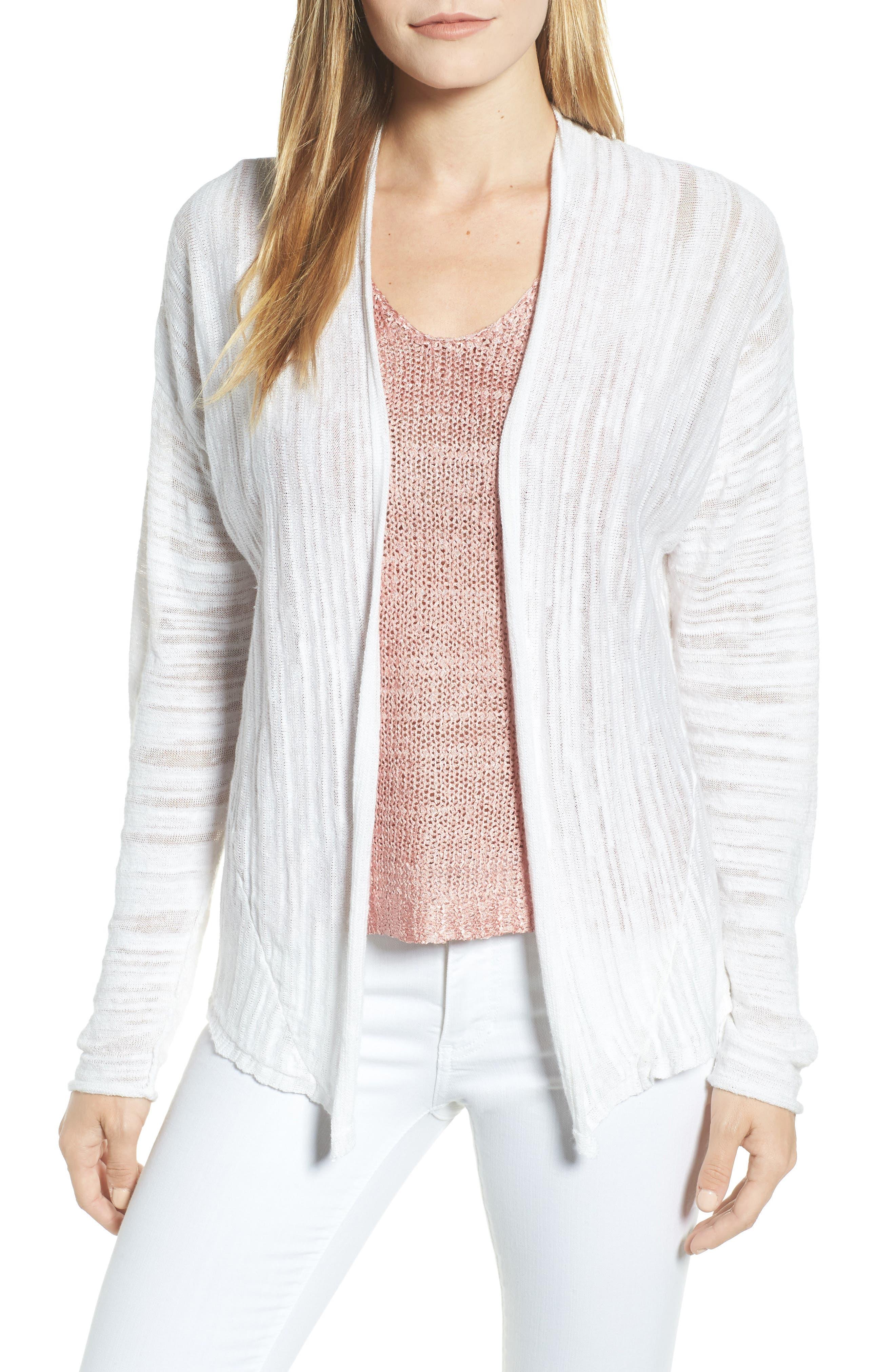 NIC+ZOE Open Breeze Cardigan (Regular & Petite)
