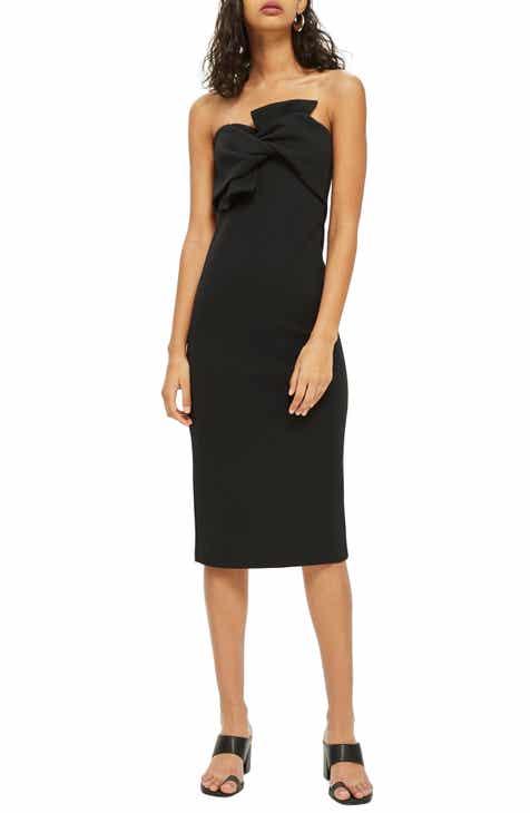 Women\'s Strapless Dresses | Nordstrom