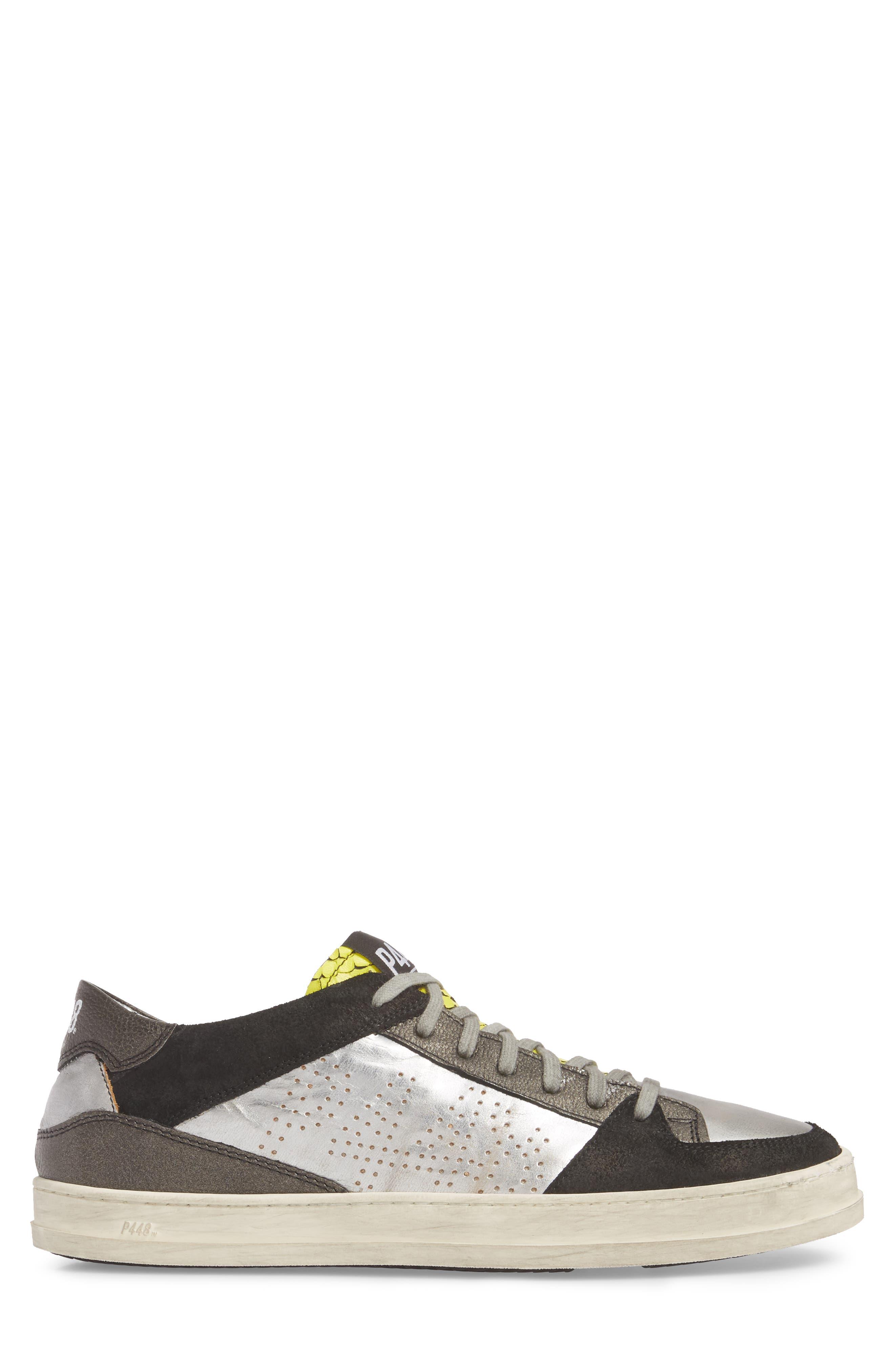 Alternate Image 3  - P448 Queens Mesh Low Top Sneaker (Men)