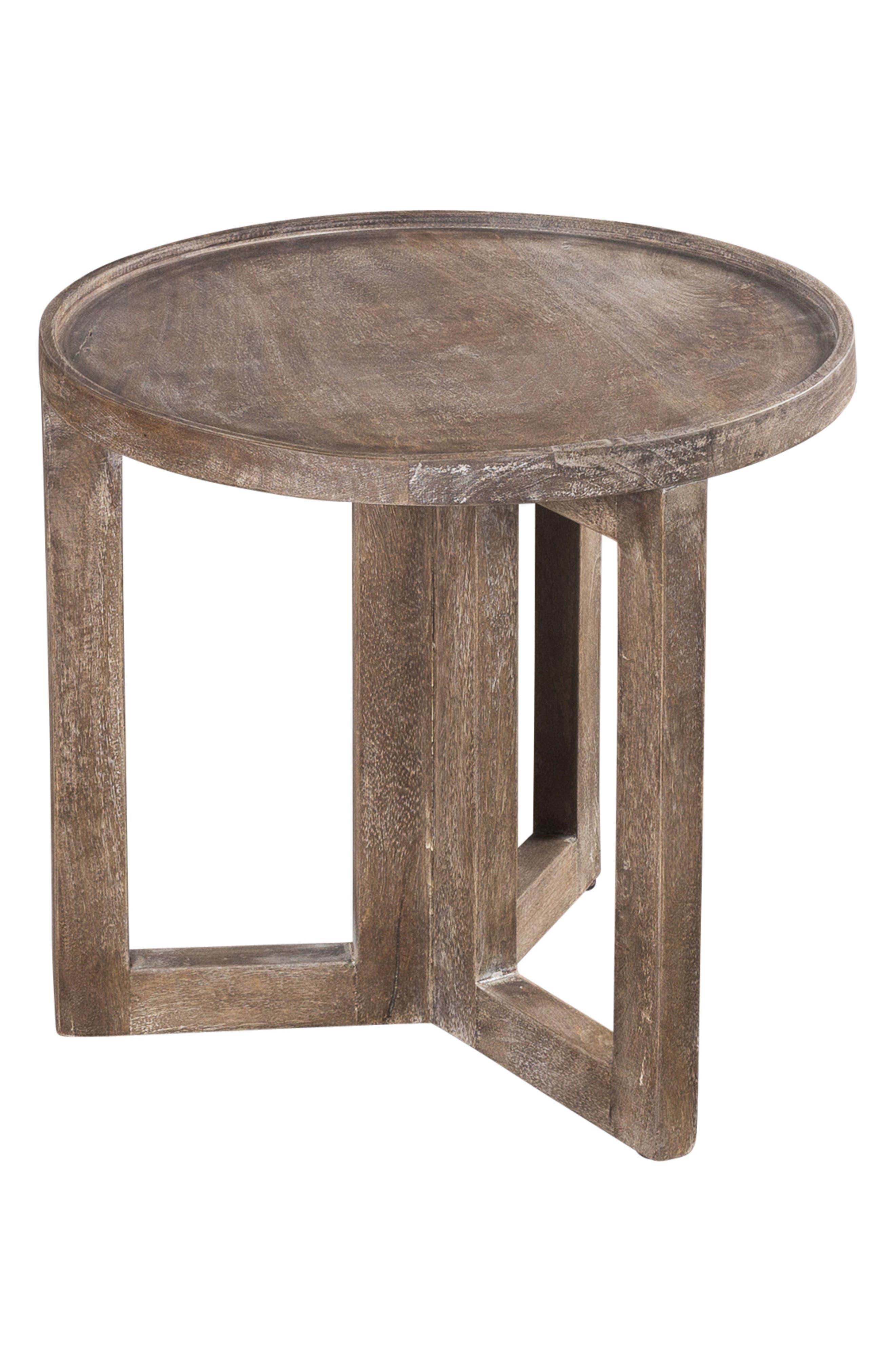 Tillman Small Side Table,                             Alternate thumbnail 3, color,                             Smoky Mango