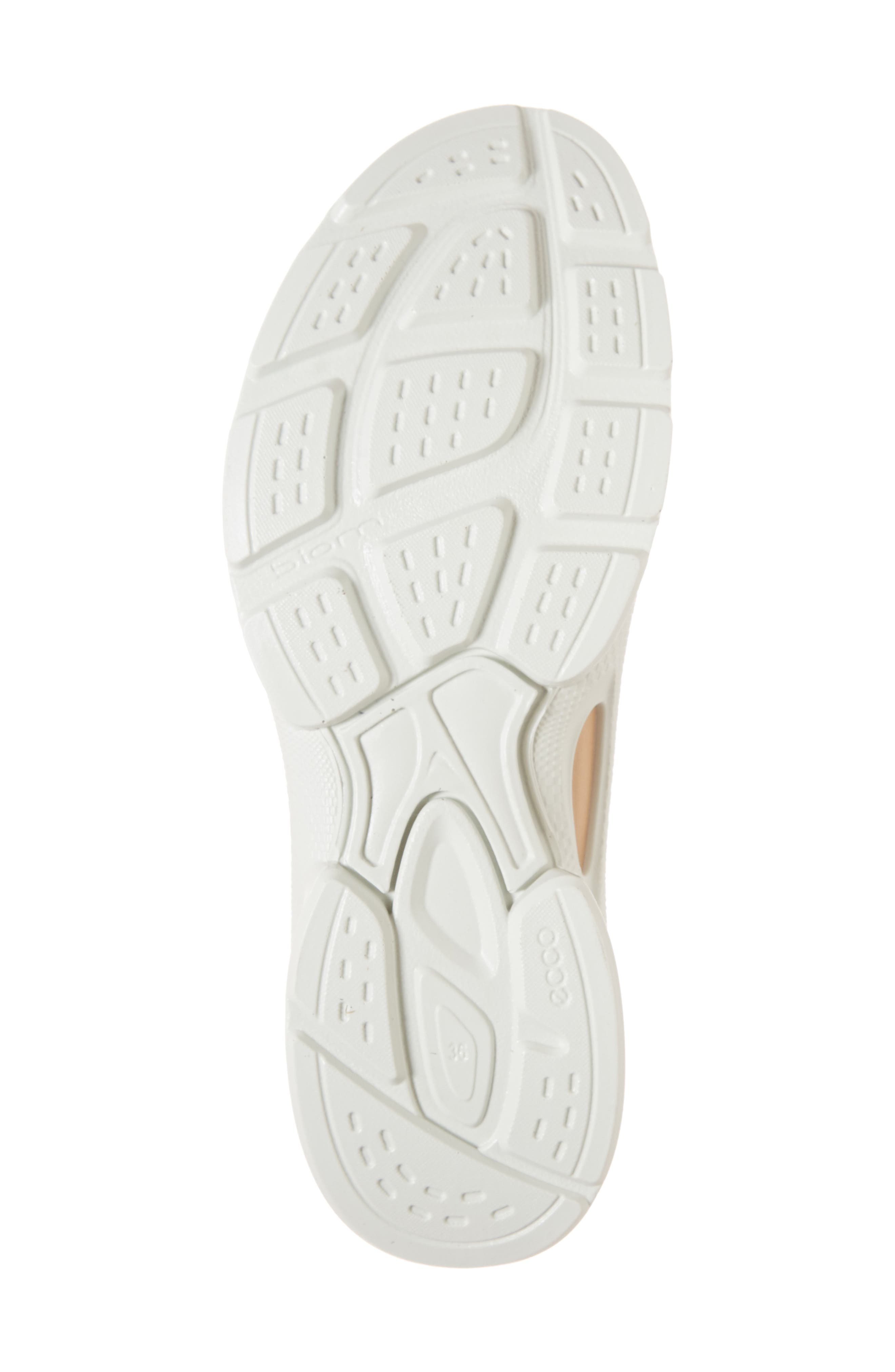 Biom Street Sneaker,                             Alternate thumbnail 6, color,                             Powder Leather