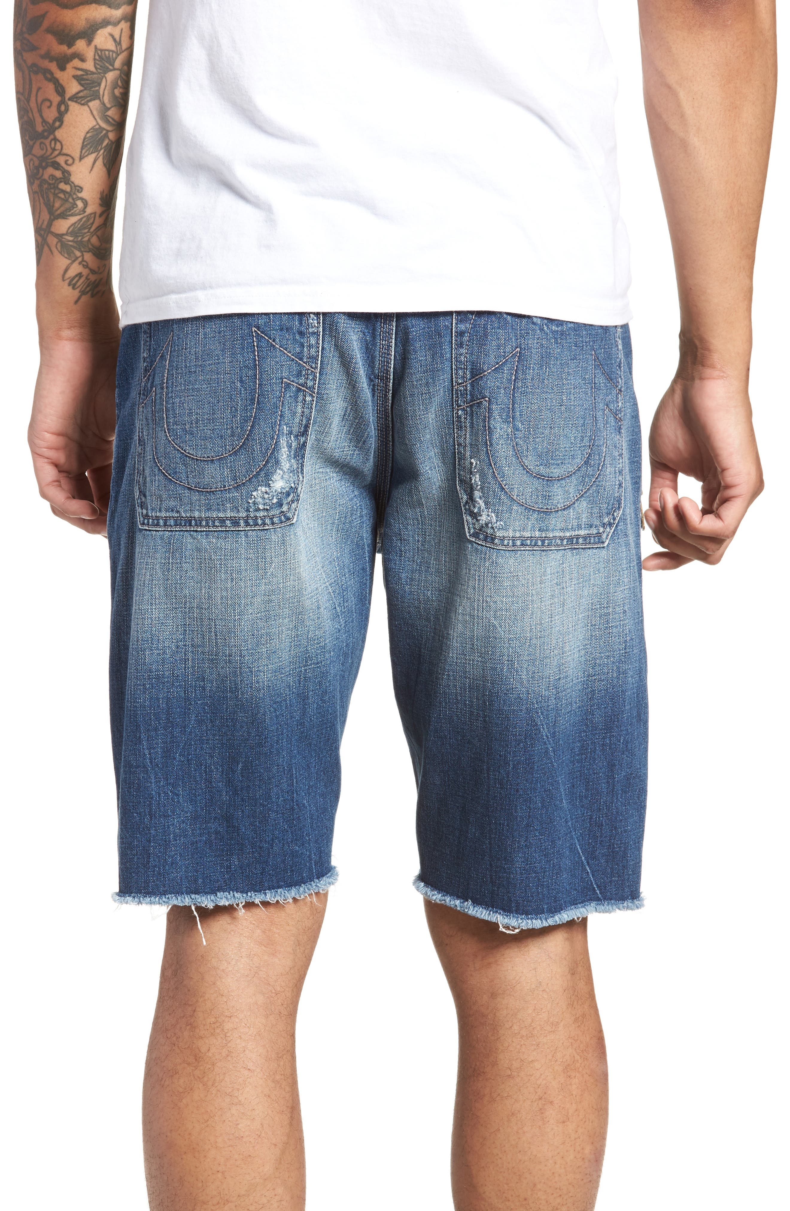 Field Shorts,                             Alternate thumbnail 2, color,                             Worn Glen