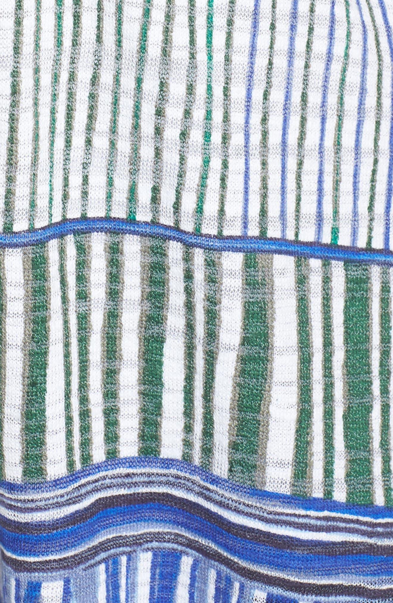 Higher Ground Open Cardigan,                             Alternate thumbnail 6, color,                             Multi