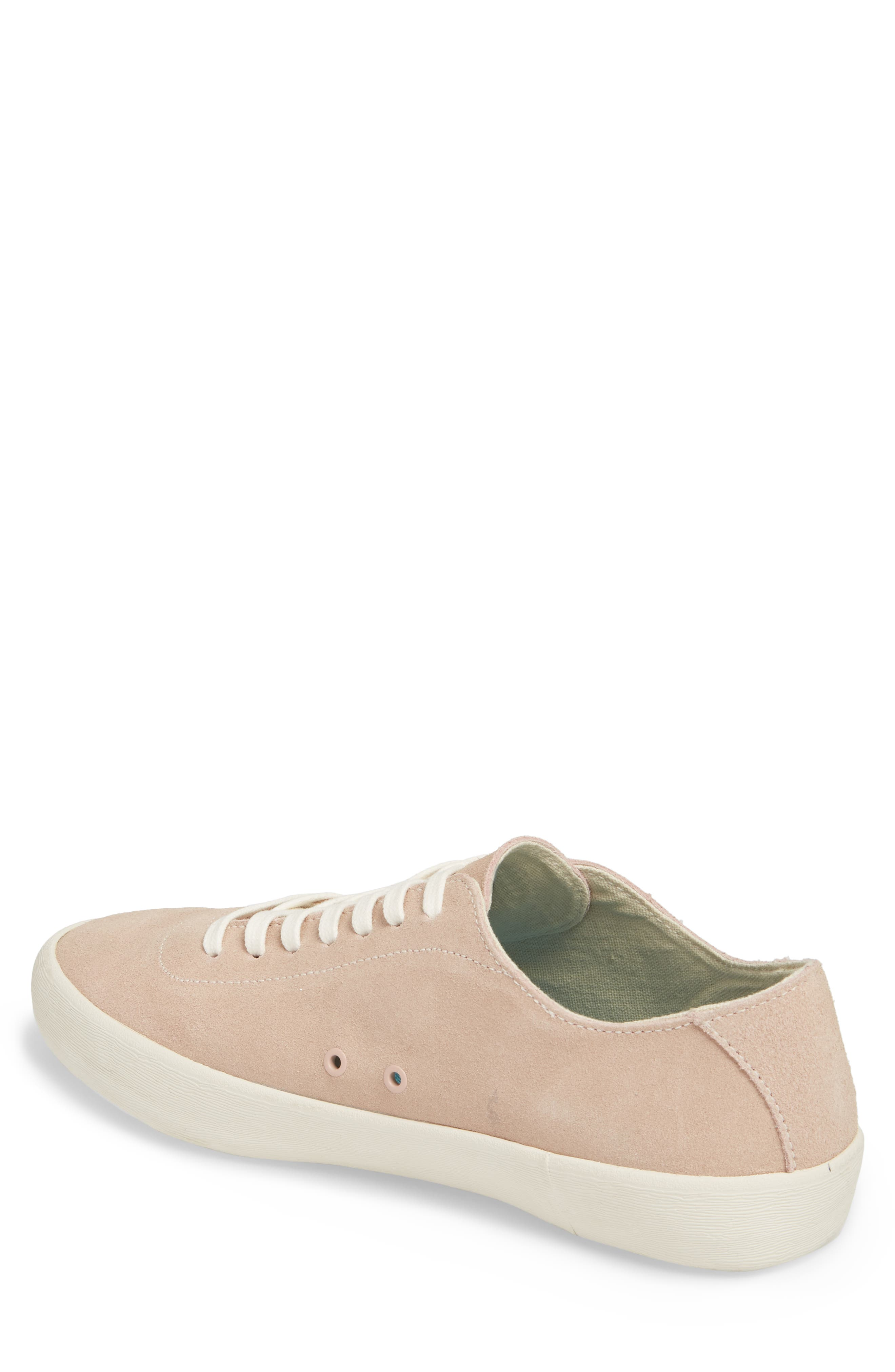 Racquet Club Sneaker,                             Alternate thumbnail 2, color,                             Rose Pink