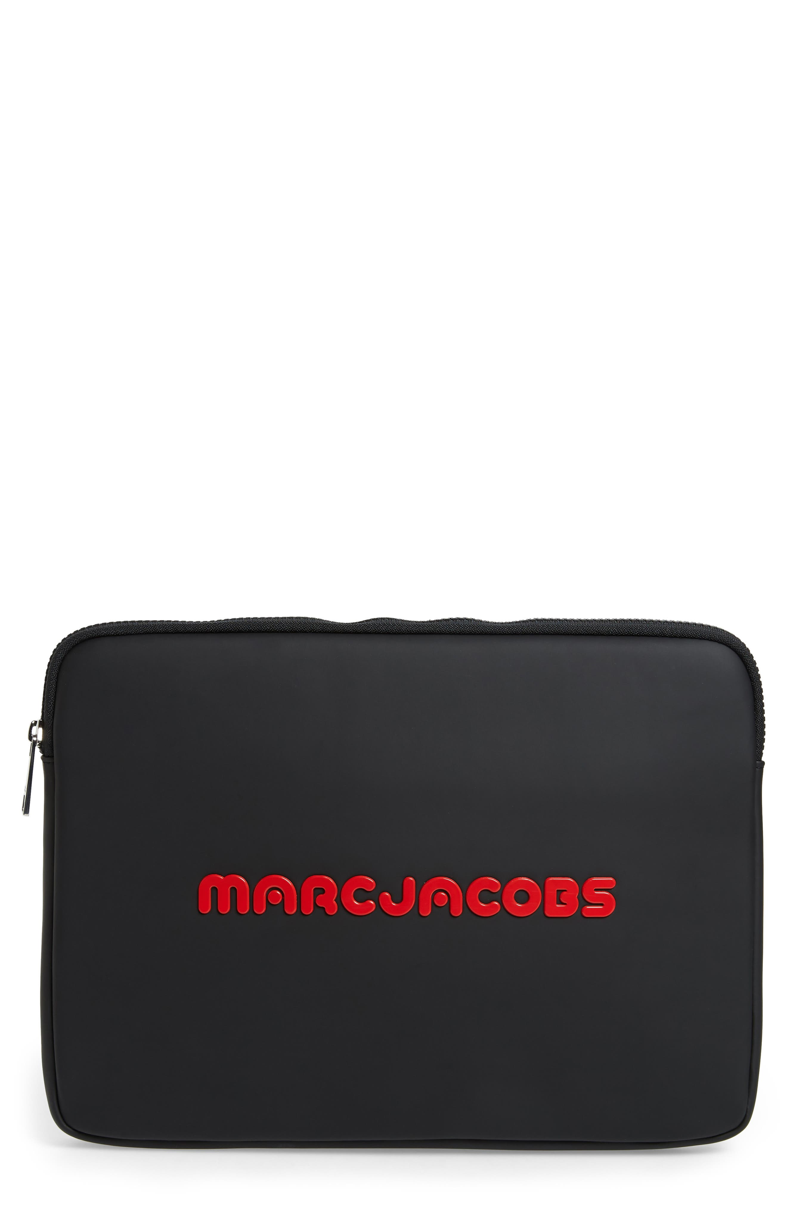 MARC JACOBS Logo 13-Inch Computer Case